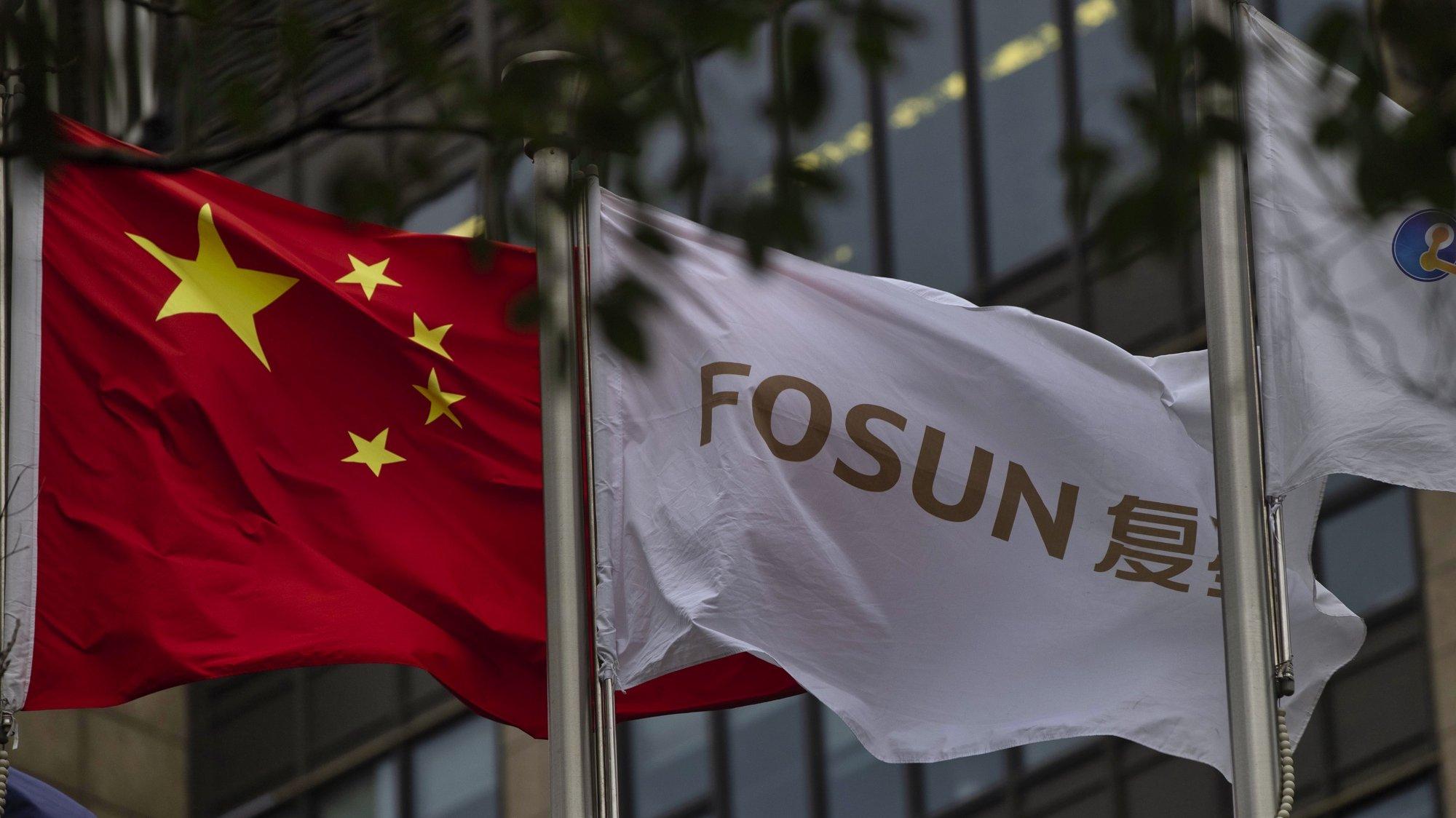 Empresa chinesa Fosun