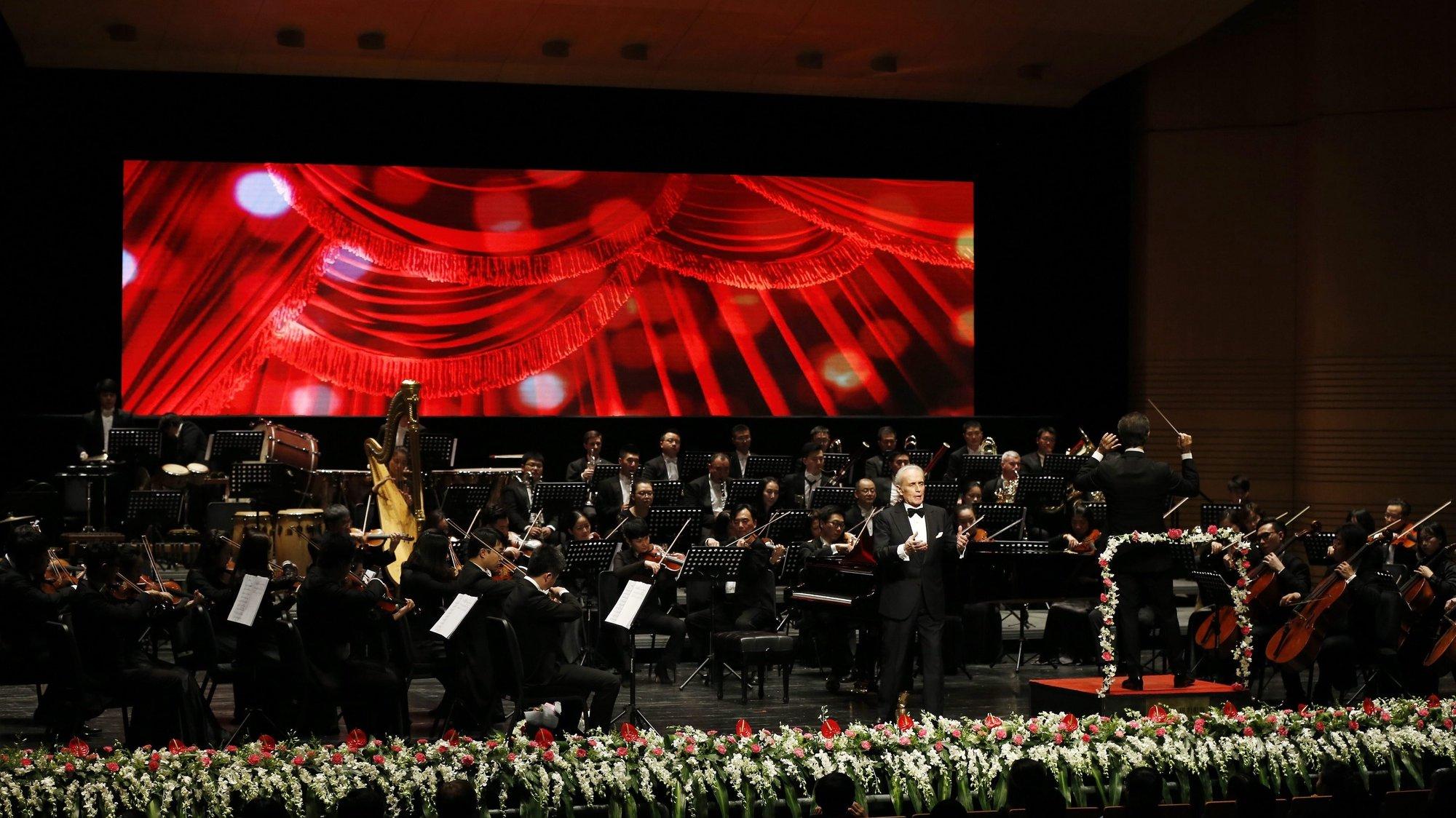 Orquestra, China