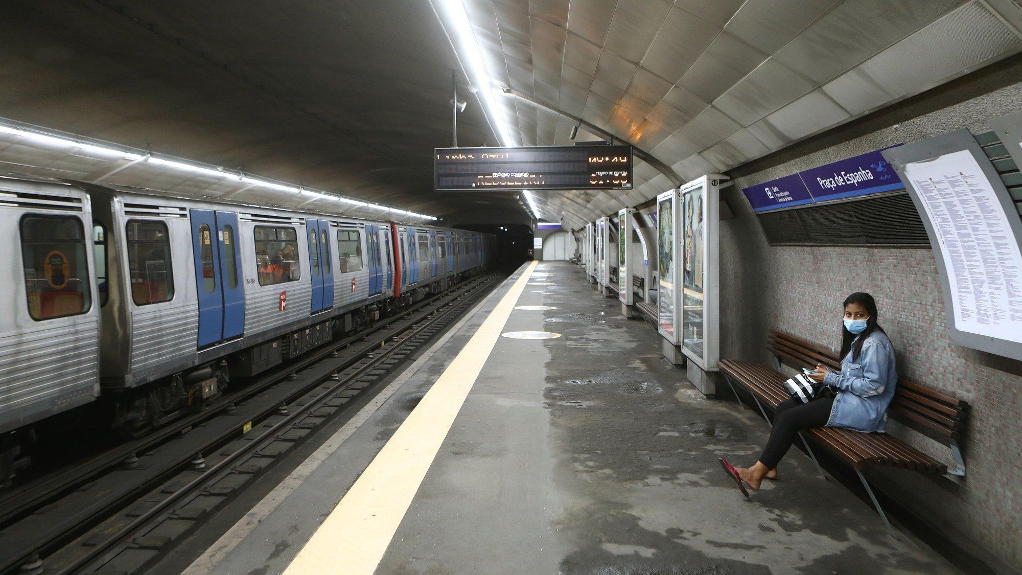 Estação do Metro de Lisboa