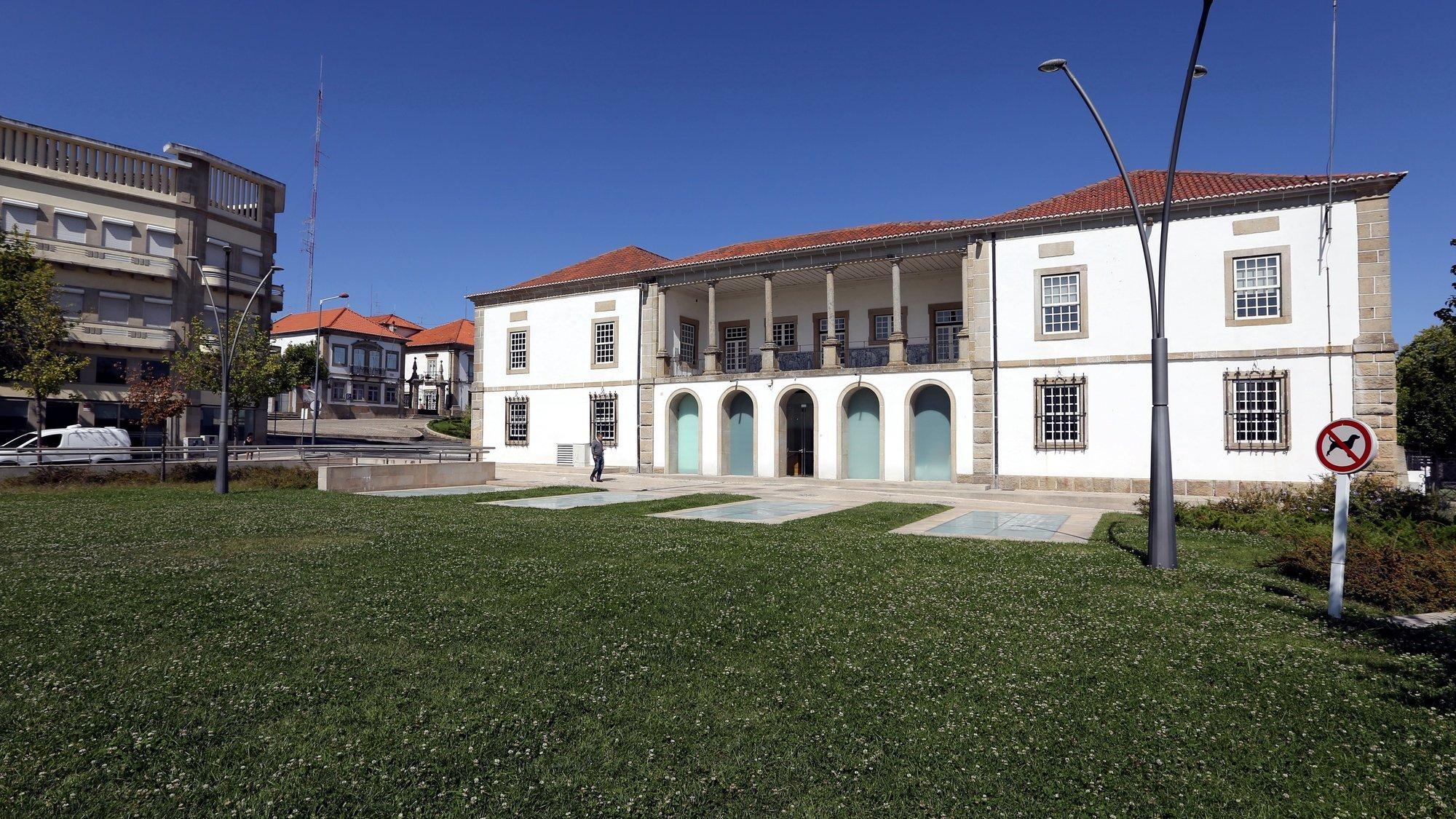 Edifício da Câmara Municipal de Castelo Branco, em Castelo Branco, 28 de setembro de 2017. ANTÓNIO JOSÉ/LUSA