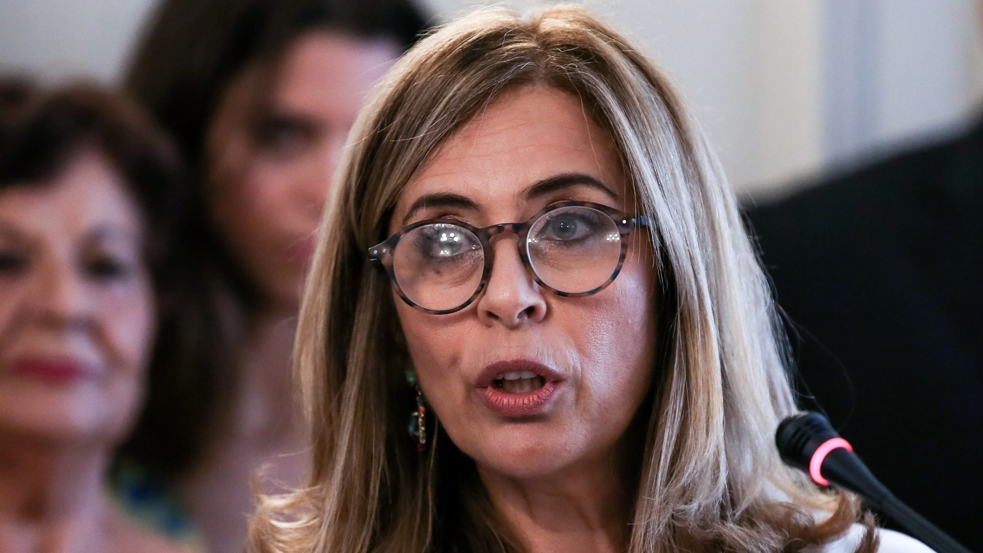 Tomada de posse à nova inspetora-geral da Administração Interna, Anabela Leitão Cabral Ferreira
