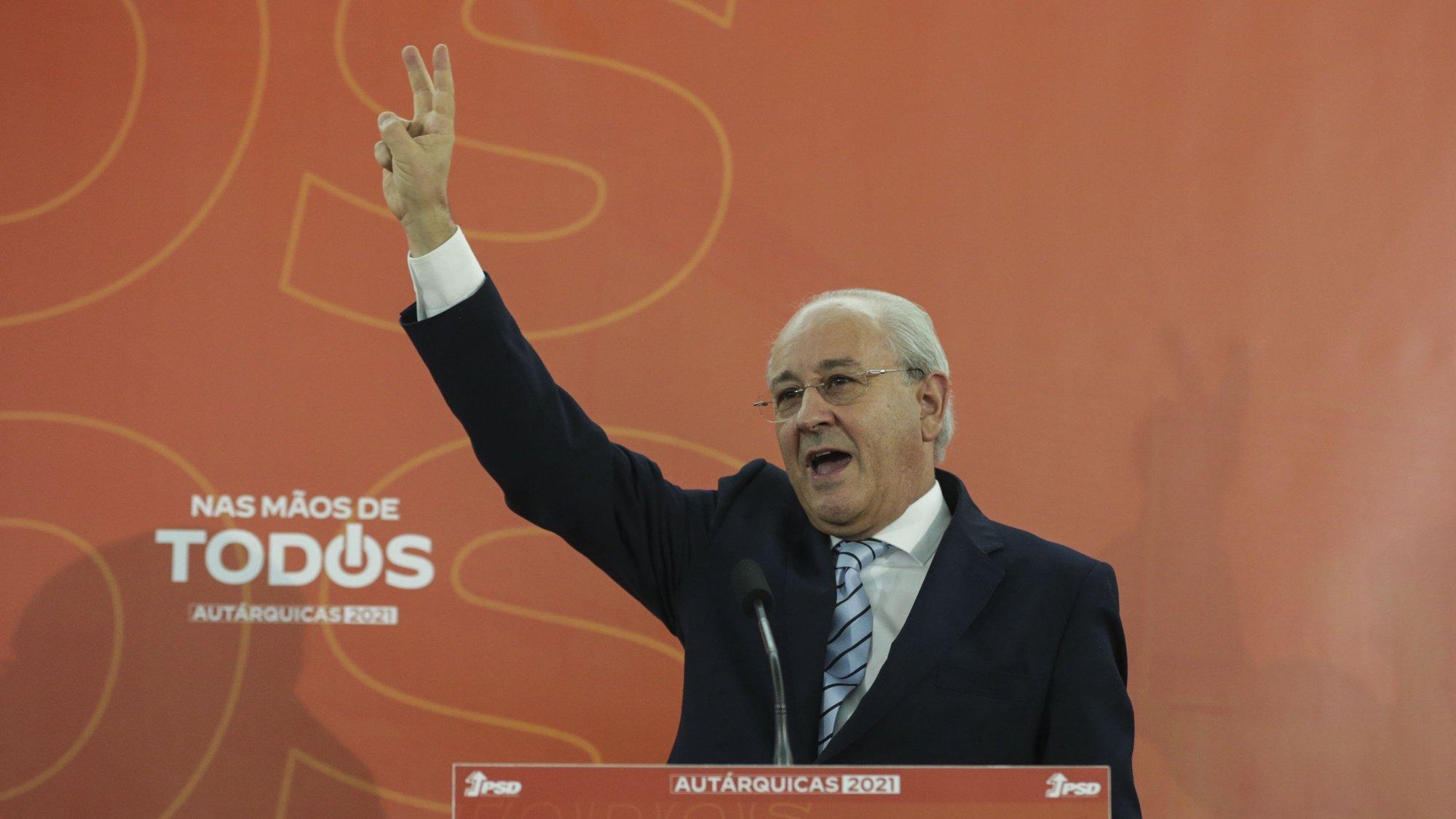 Rui Rio diz que tem apoio para vencer eleições no PSD