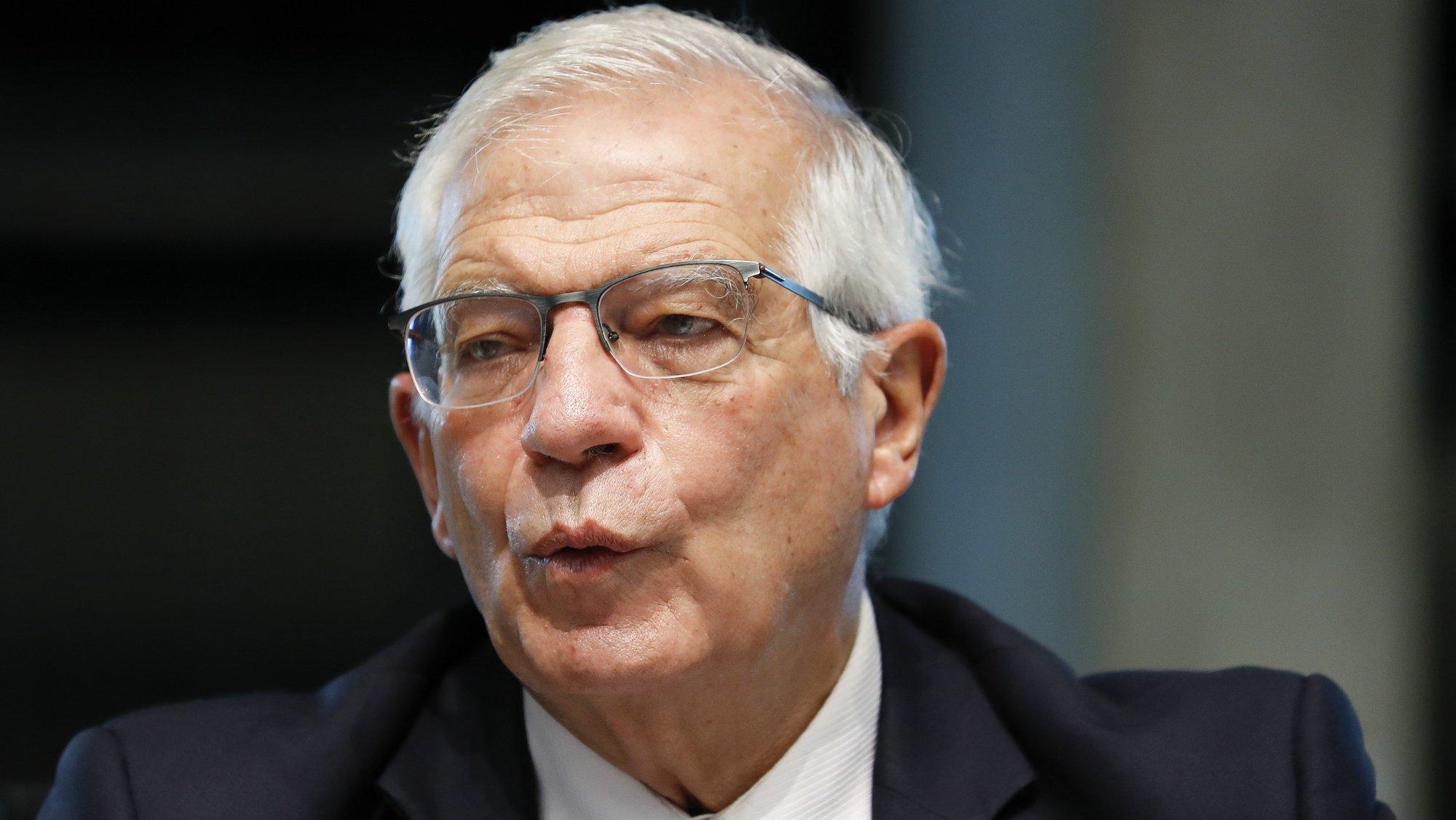 Josep Borrell, Alto Representante da Política Externa da União Europeia
