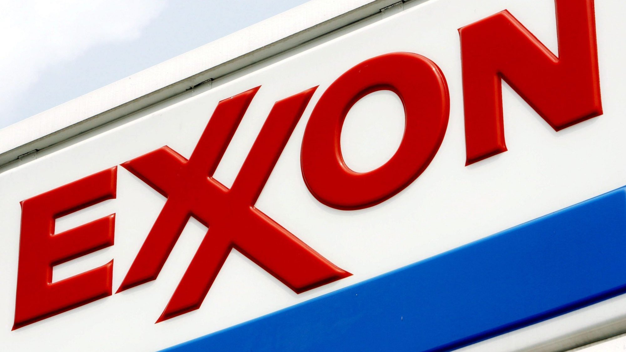 ExxonMobil - imagem genérica do logotipo