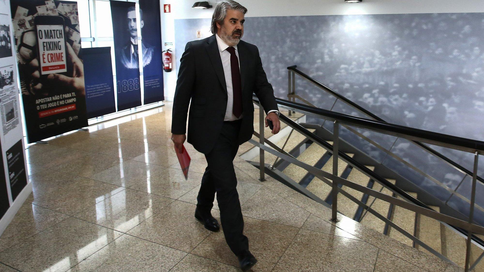 Paulo Gonçalves, ex-diretor jurídico da SAD do BEnfica