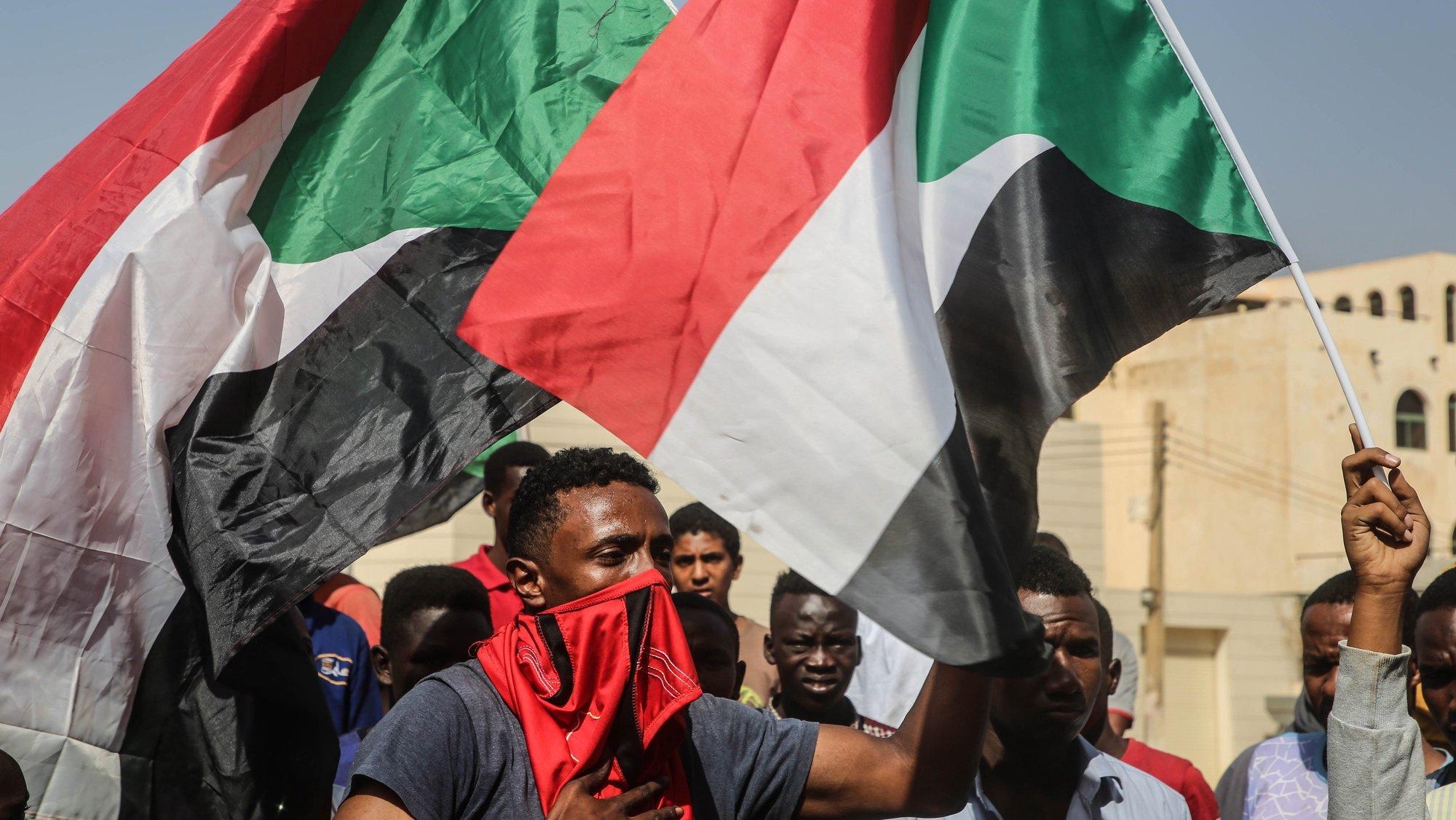 Tentativa de golpe militar no Sudão