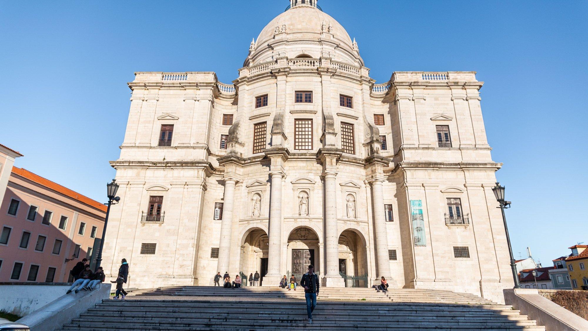 Panteão Nacional, em Lisboa