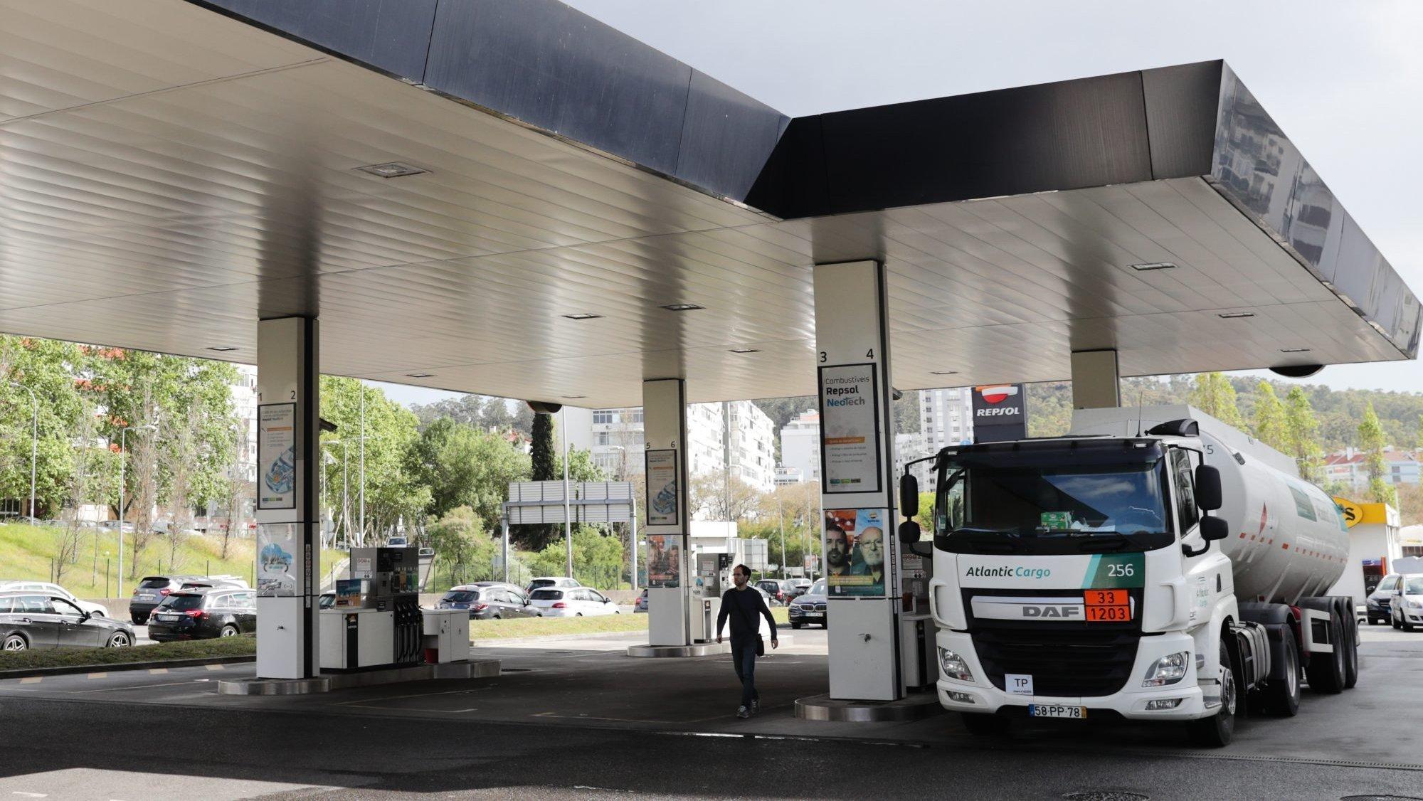 Fuel truck drivers strike