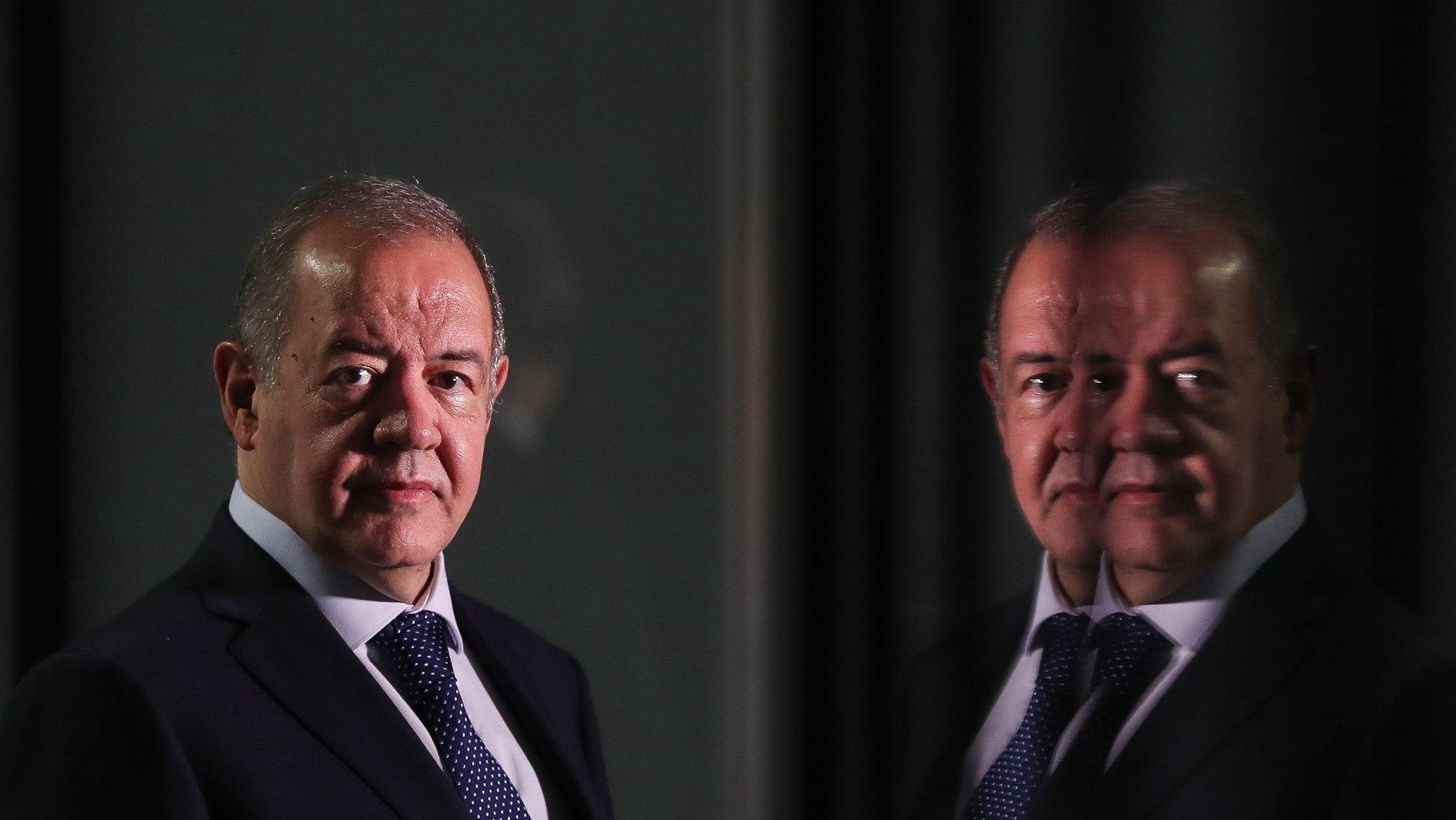 presidente da Comissão Nacional de Acompanhamento do Plano de Recuperação e Resiliência, António Costa e Silva