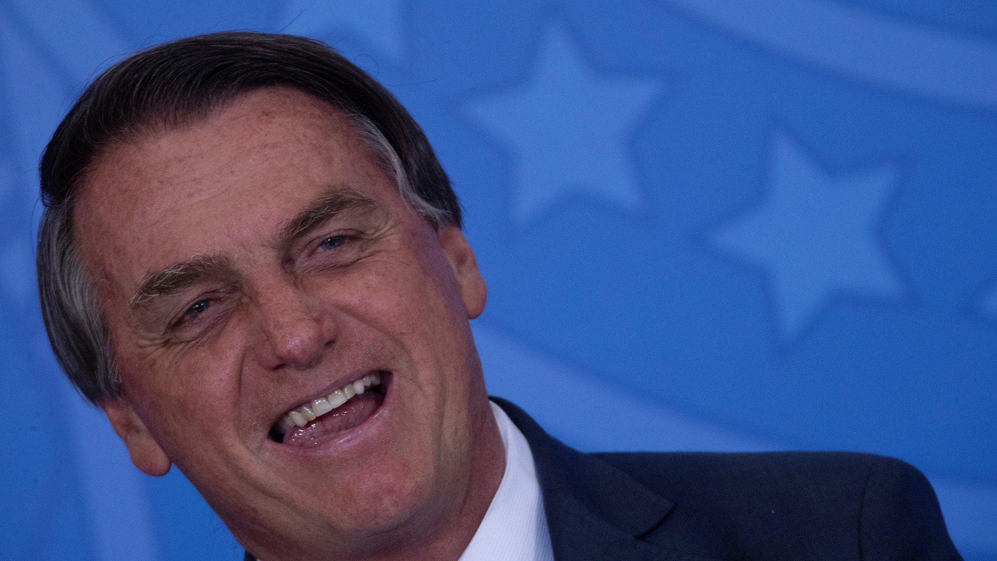 Jair Bolsonaro, presidente da república do Brasil