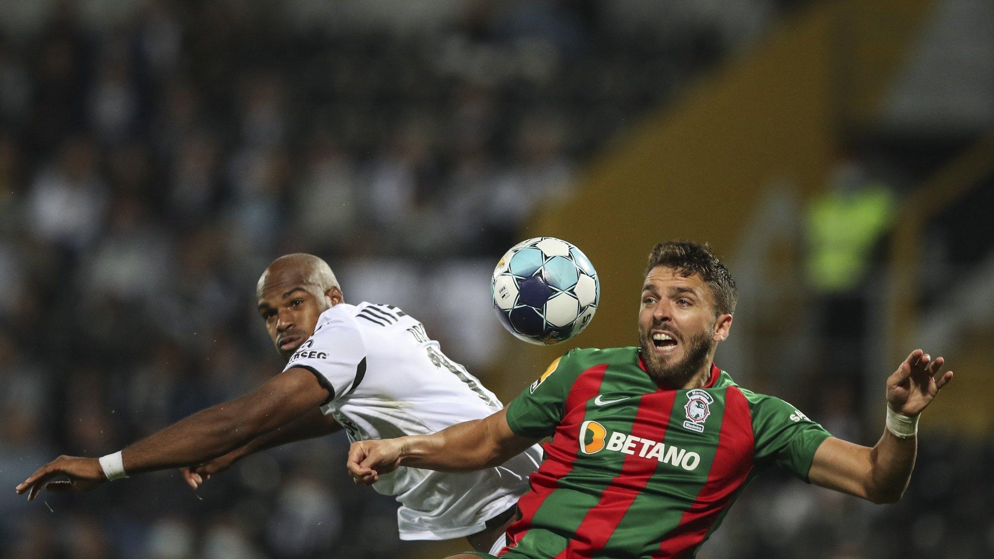 Futebol: Vitória de Guimarães vs Marítimo