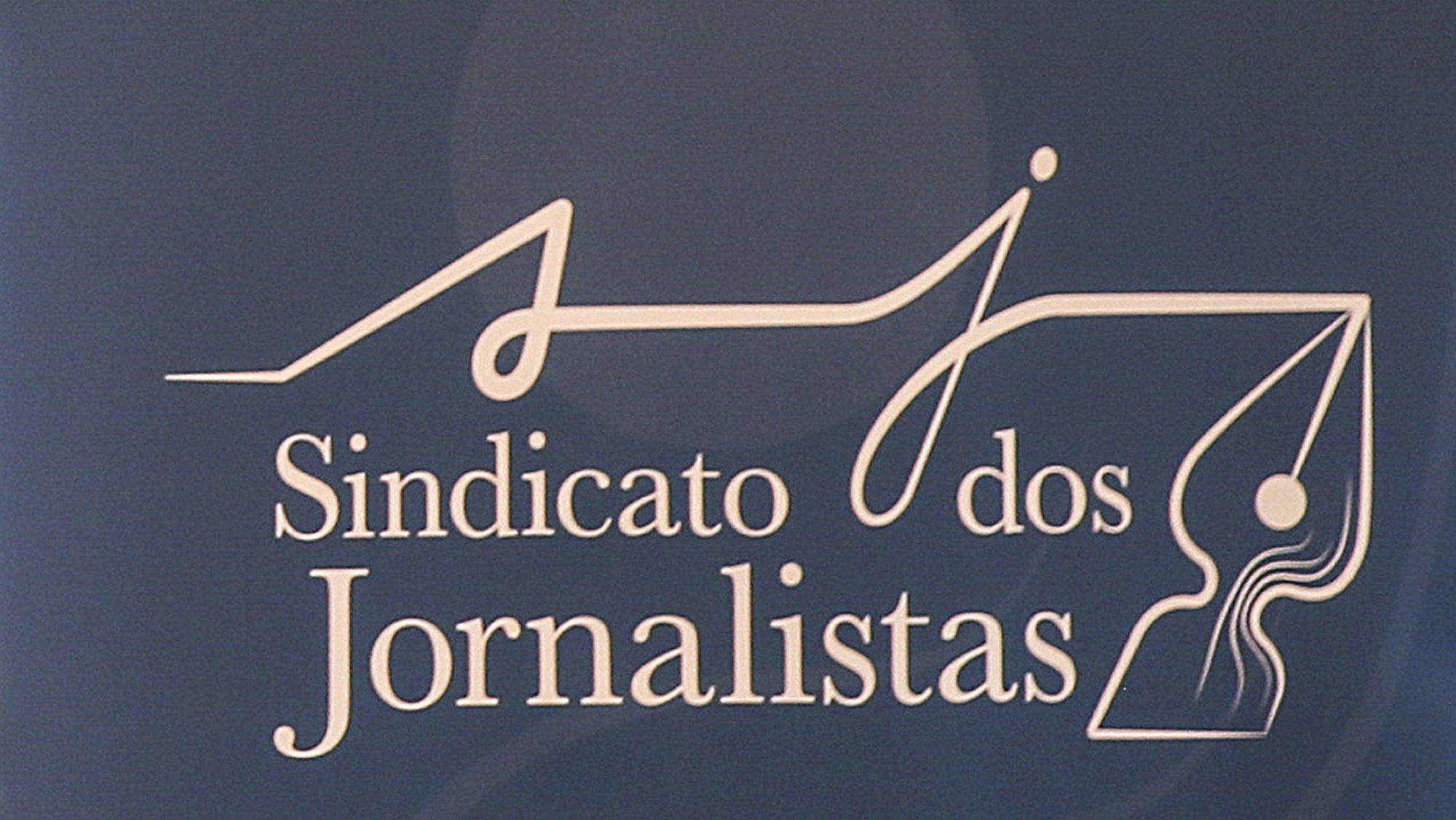 Sindicato dos Jornalistas, 2 de dezembro de 2019.  MANUEL DE ALMEIDA/LUSA