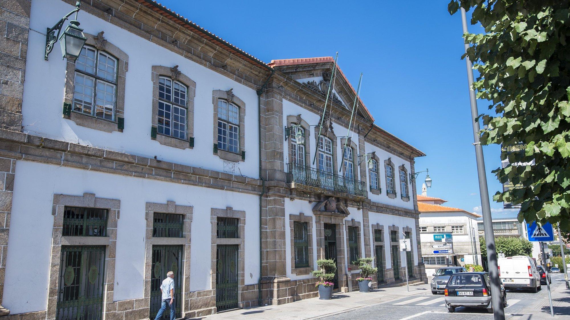 Edifício da Câmara Municipal de Penafiel, 31 de agosto de 2017. OCTÁVIO PASSOS/LUSA