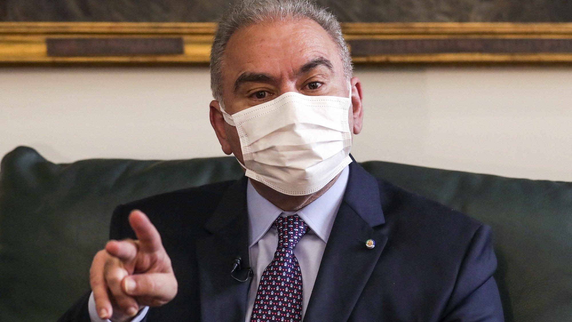 Entrevista a Marcelo Queiroga, ministro da Saúde brasileiro