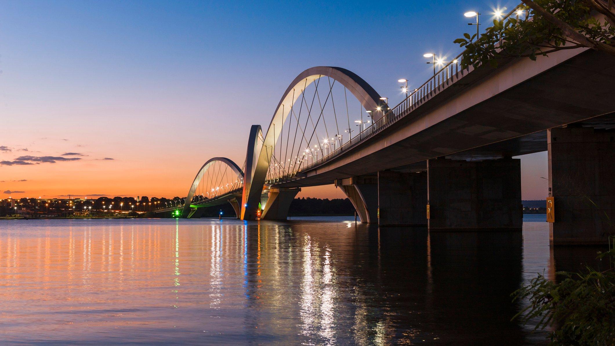 Ponte em Brasília