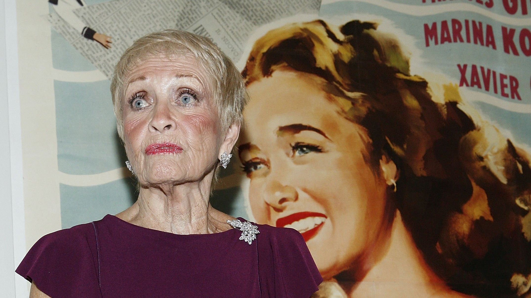 The Film Society Of Lincoln Center Presents: An Evening With Jane Powell