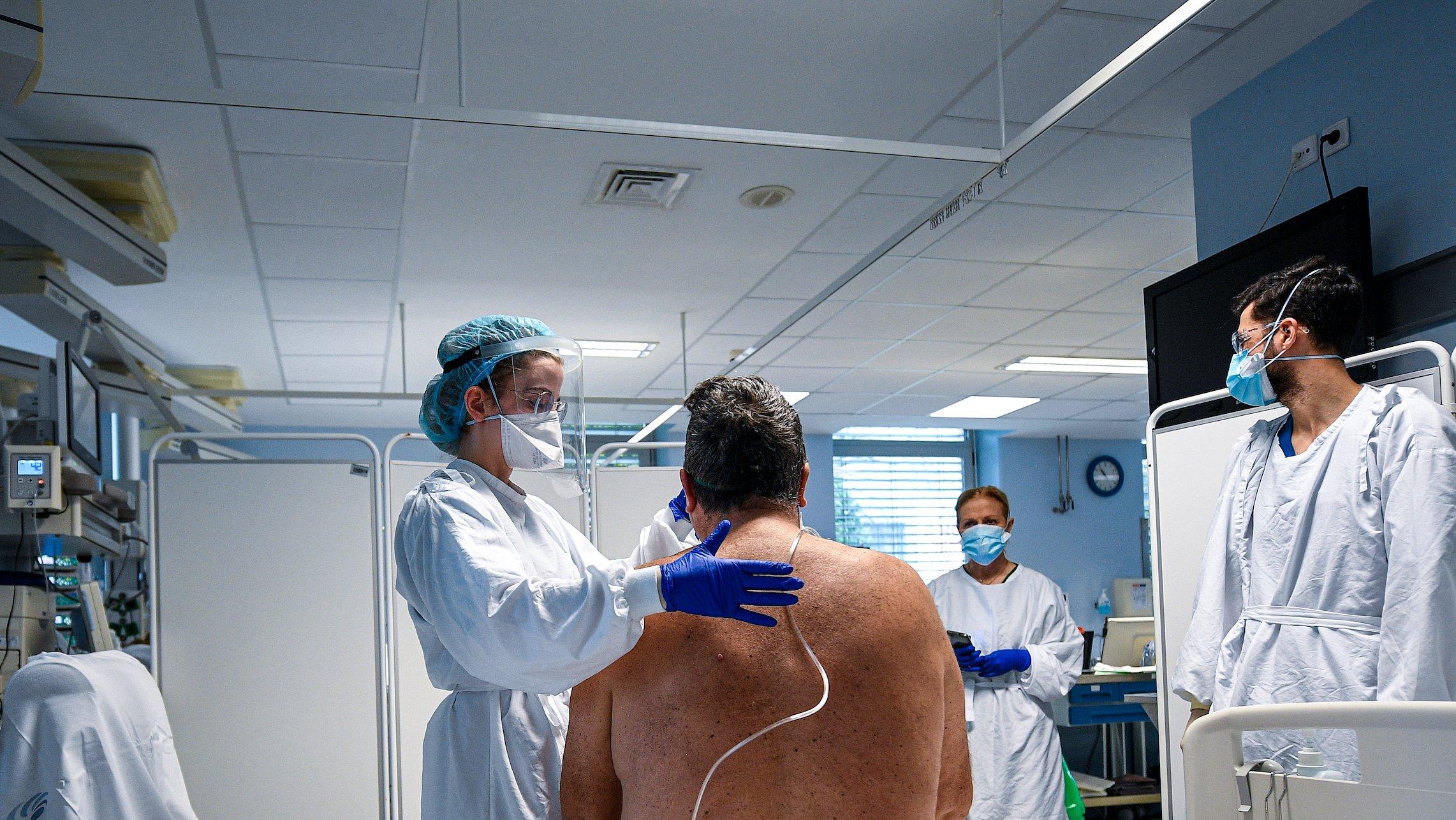 Acompanhamento de doentes com queixas respiratórias
