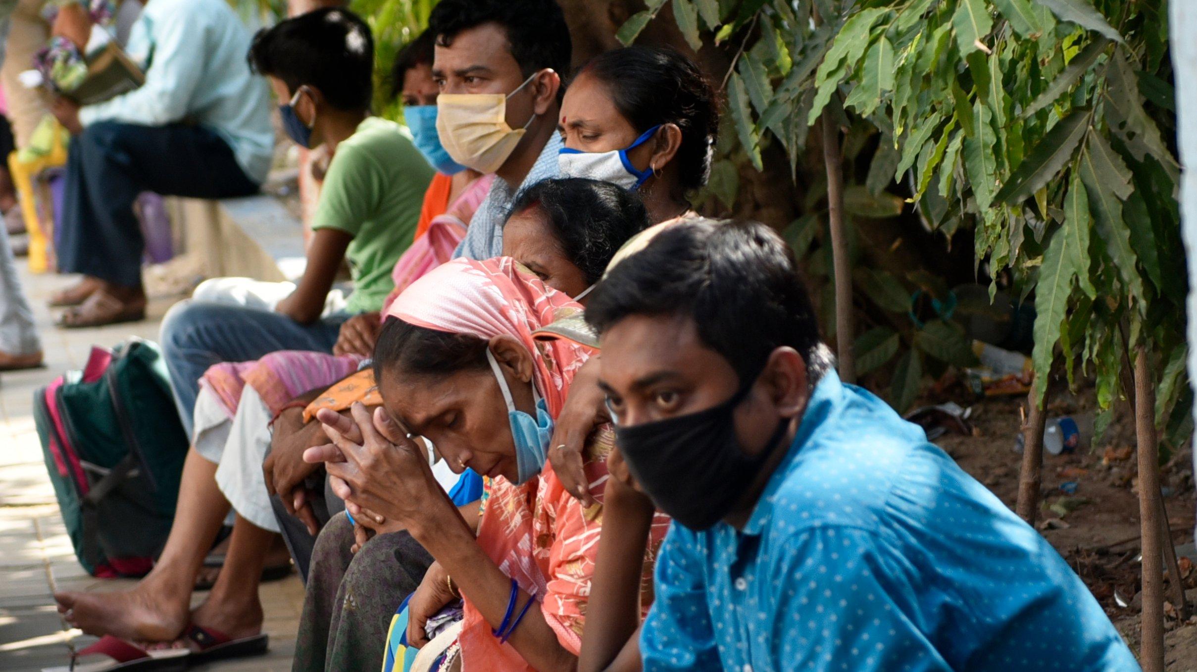 Coronavirus Emergency In Kolkata