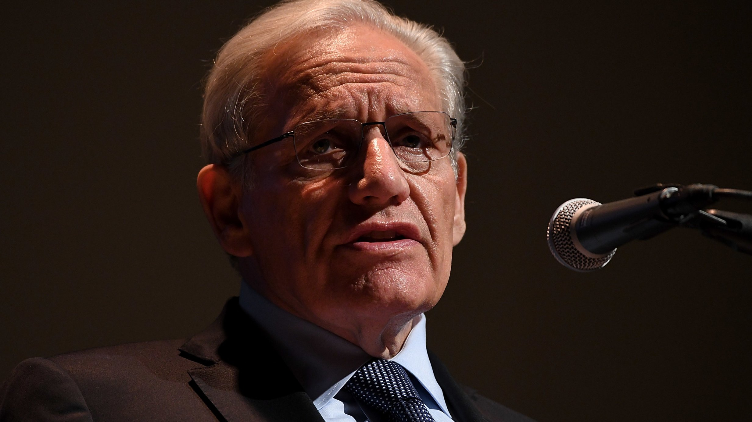 A Morning With Bob Woodward