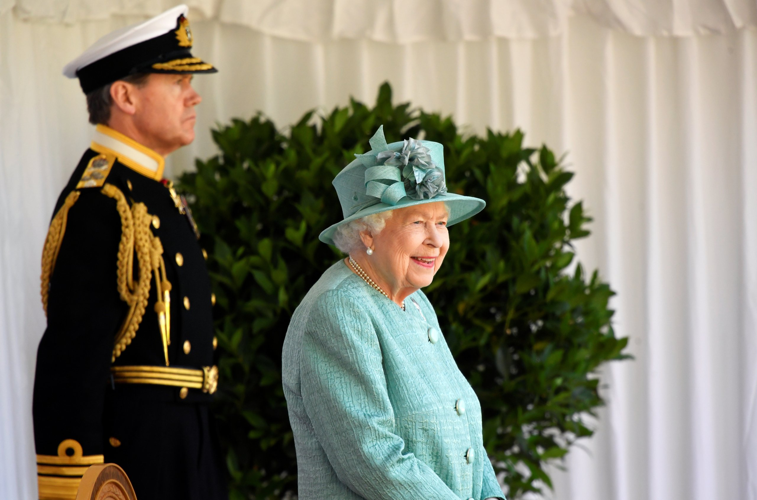 Trooping The Colour 2020