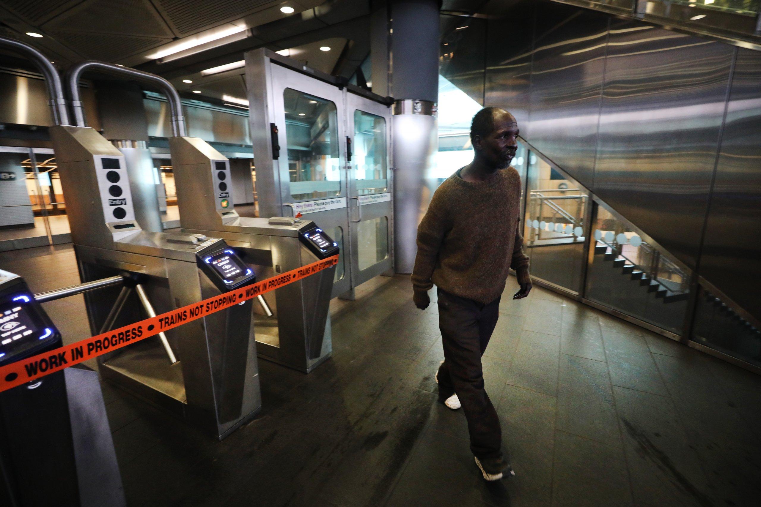 New York City's Subway System To Shut Down Overnight For Cleaning During Coronavirus Pandemic