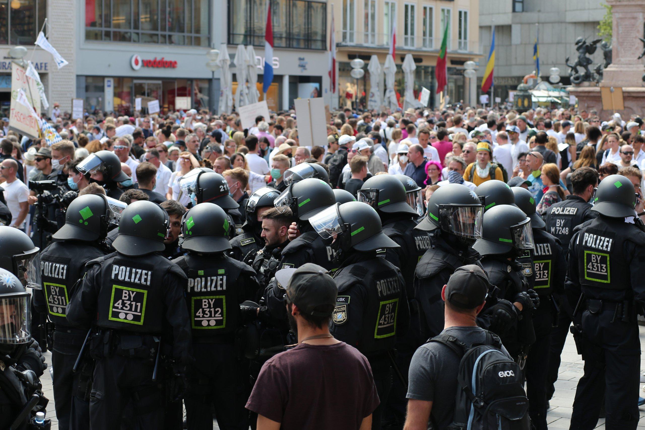 The Coronavirus Crisis In Germany: Week 9