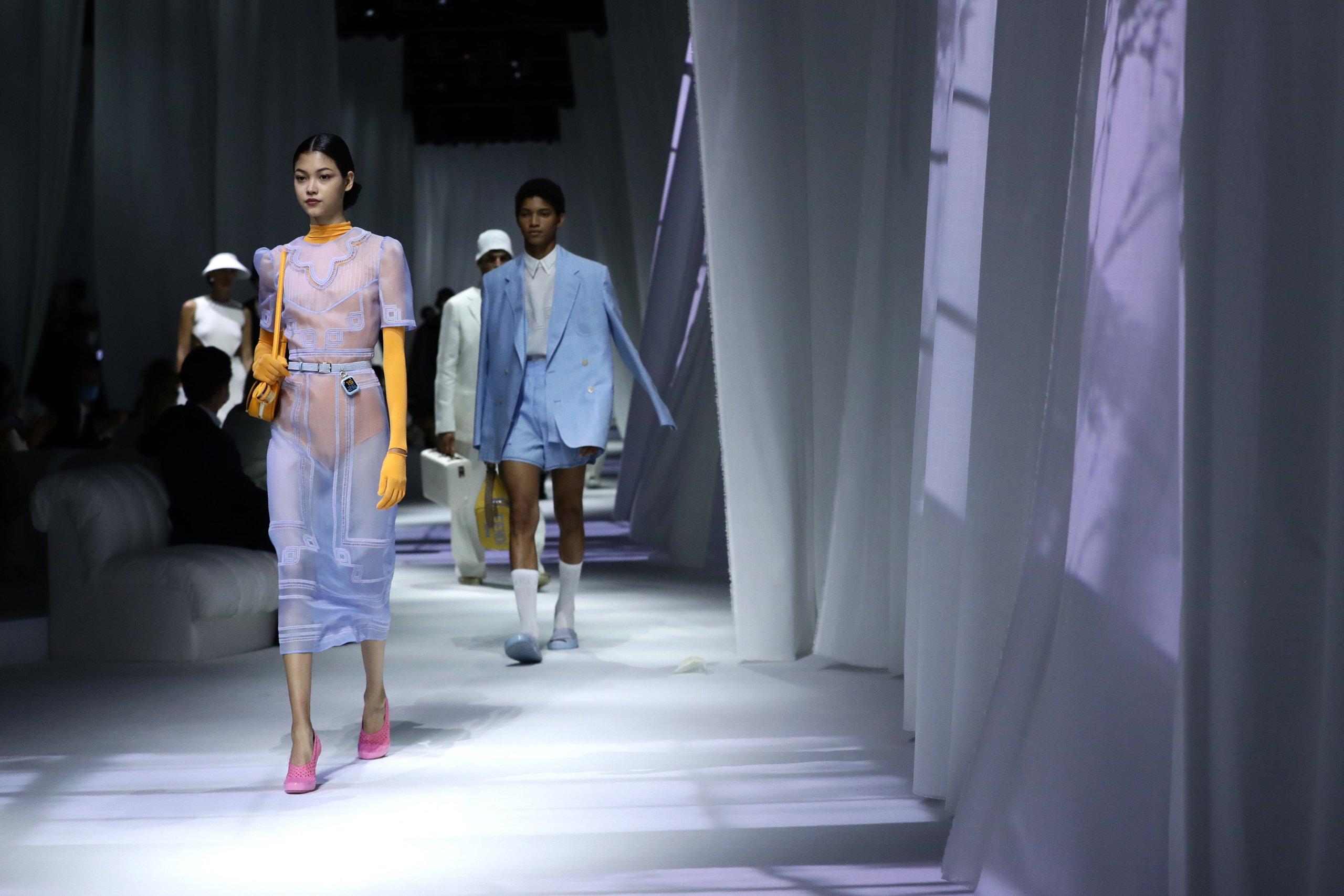 Fendi - Runway - Milan Fashion Week Spring/Summer 2021