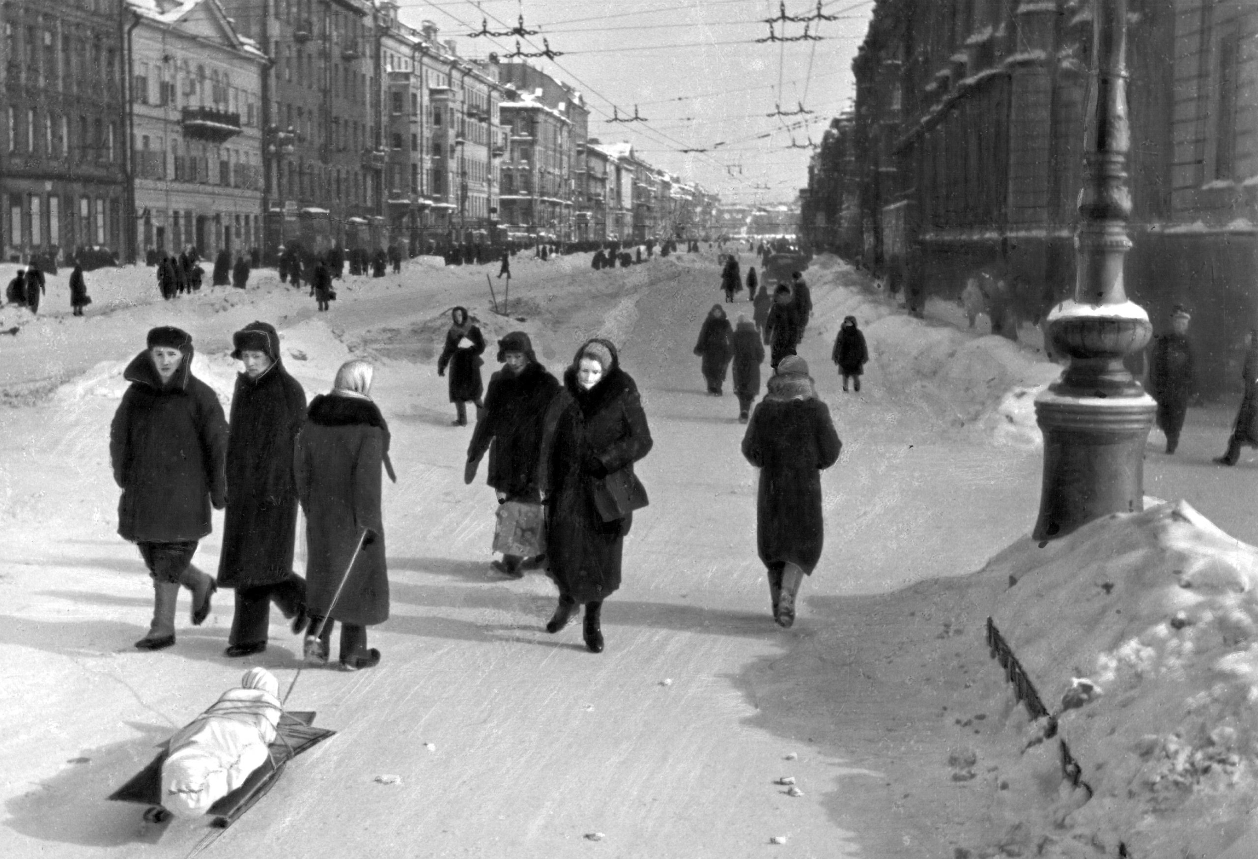 Leningrad Corpse