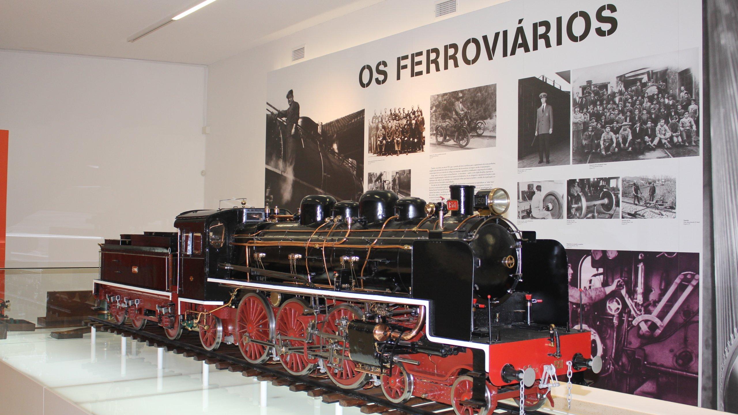 Museu Nacional Ferroviário_Entroncamento