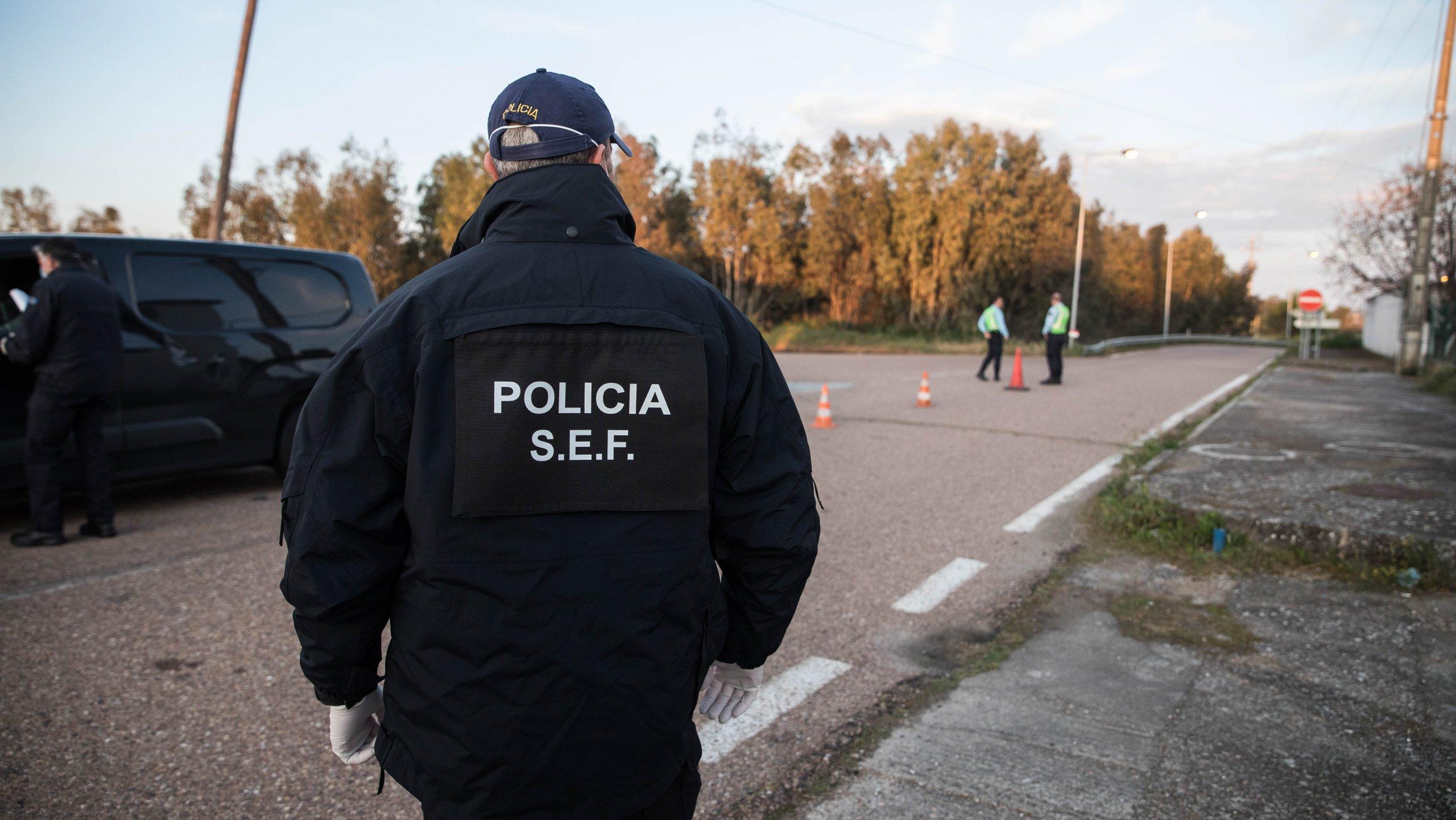 Polícia SEF