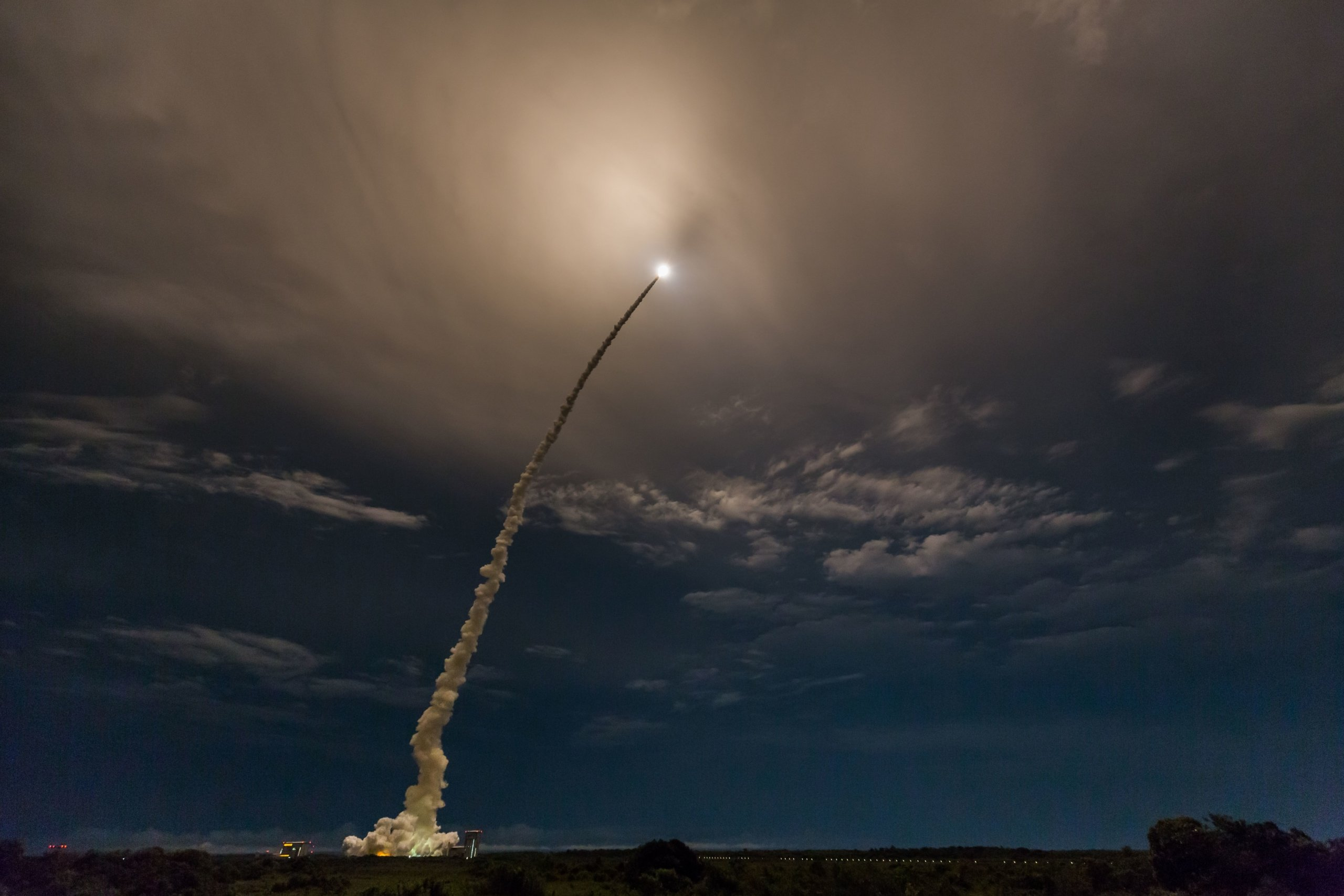 TOPSHOT-CORRECTION-FRANCE-OVERSEAS-GUIANA-SPACE-US-science