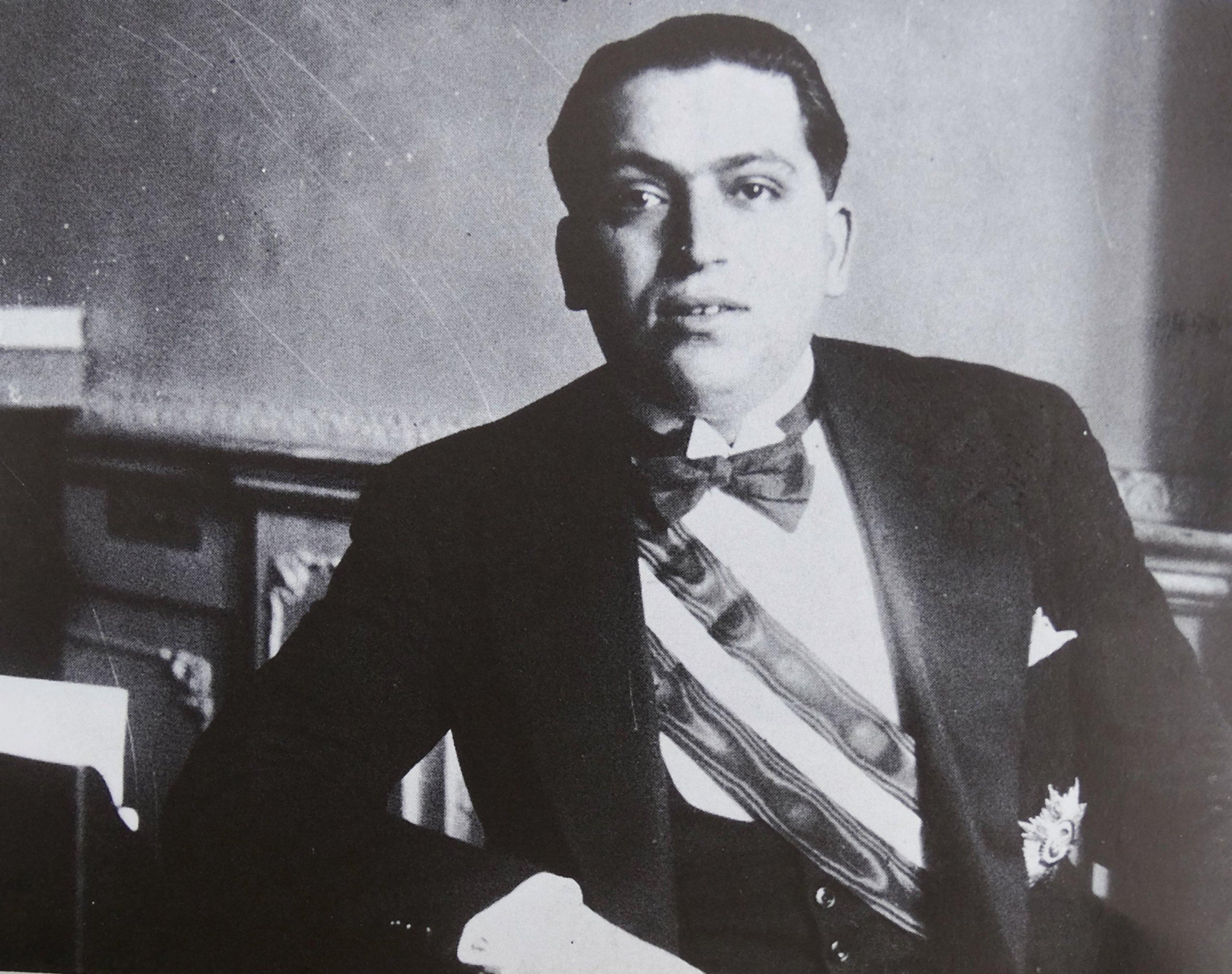 José Calvo Sotelo, 1st Duke of Calvo Sotelo.