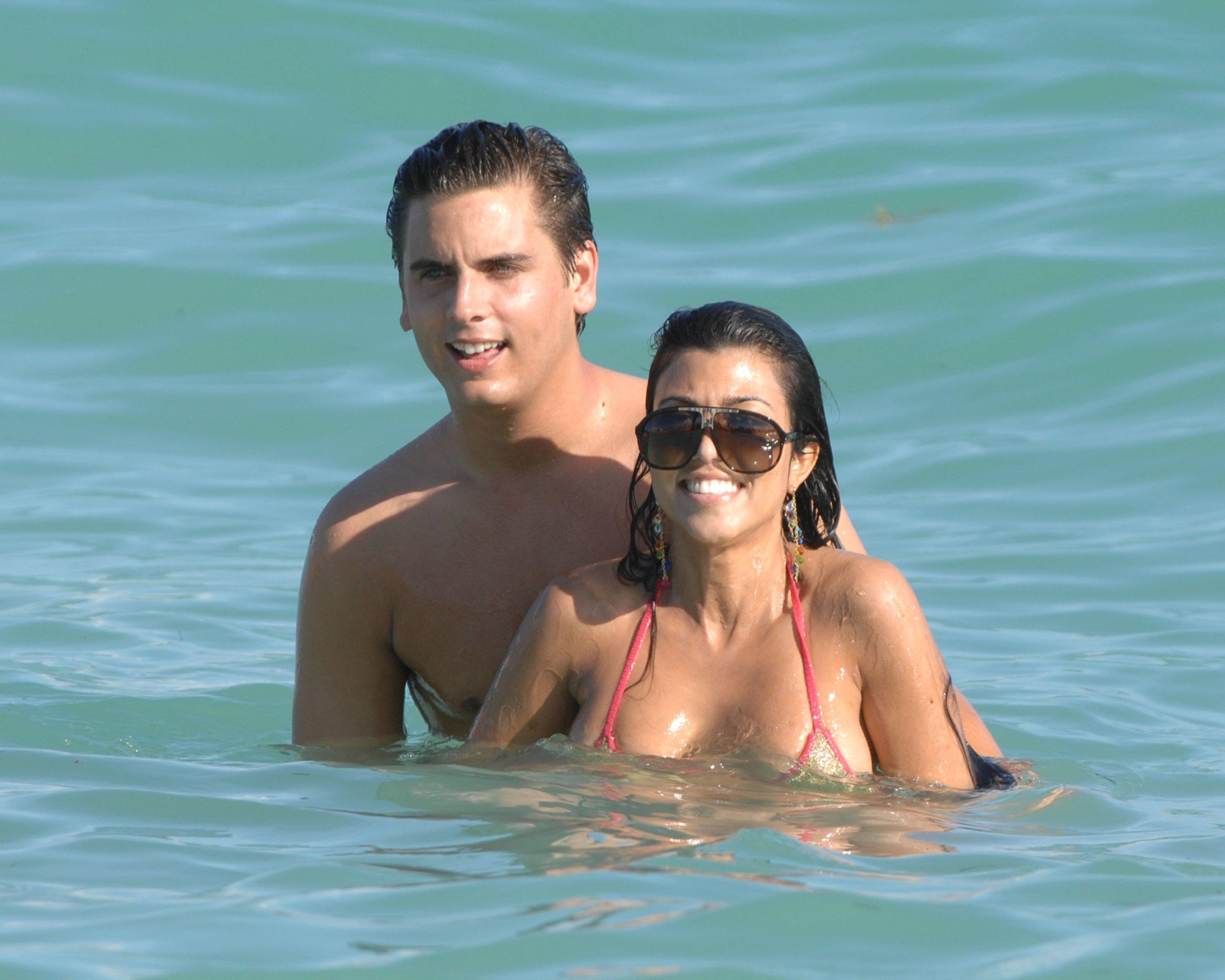 Miami Beach Celebrity Candids