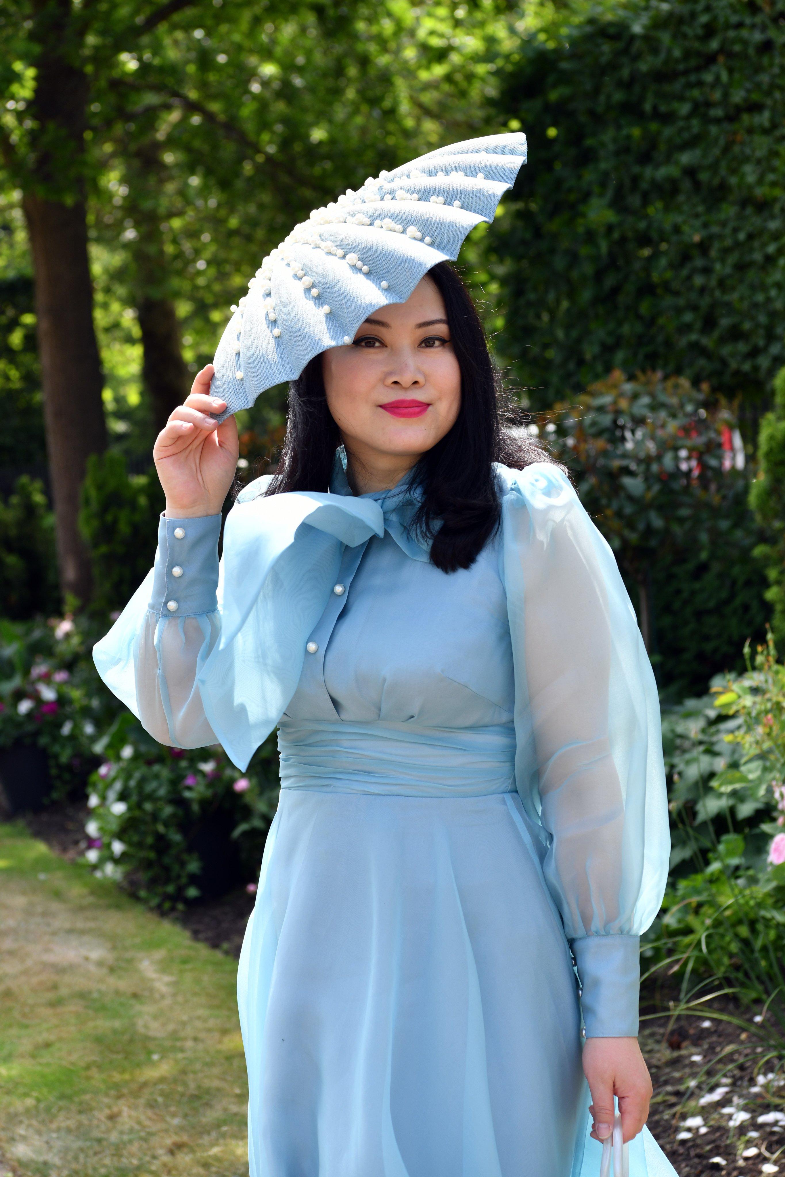 2021 Royal Ascot - Fashion, Day 1
