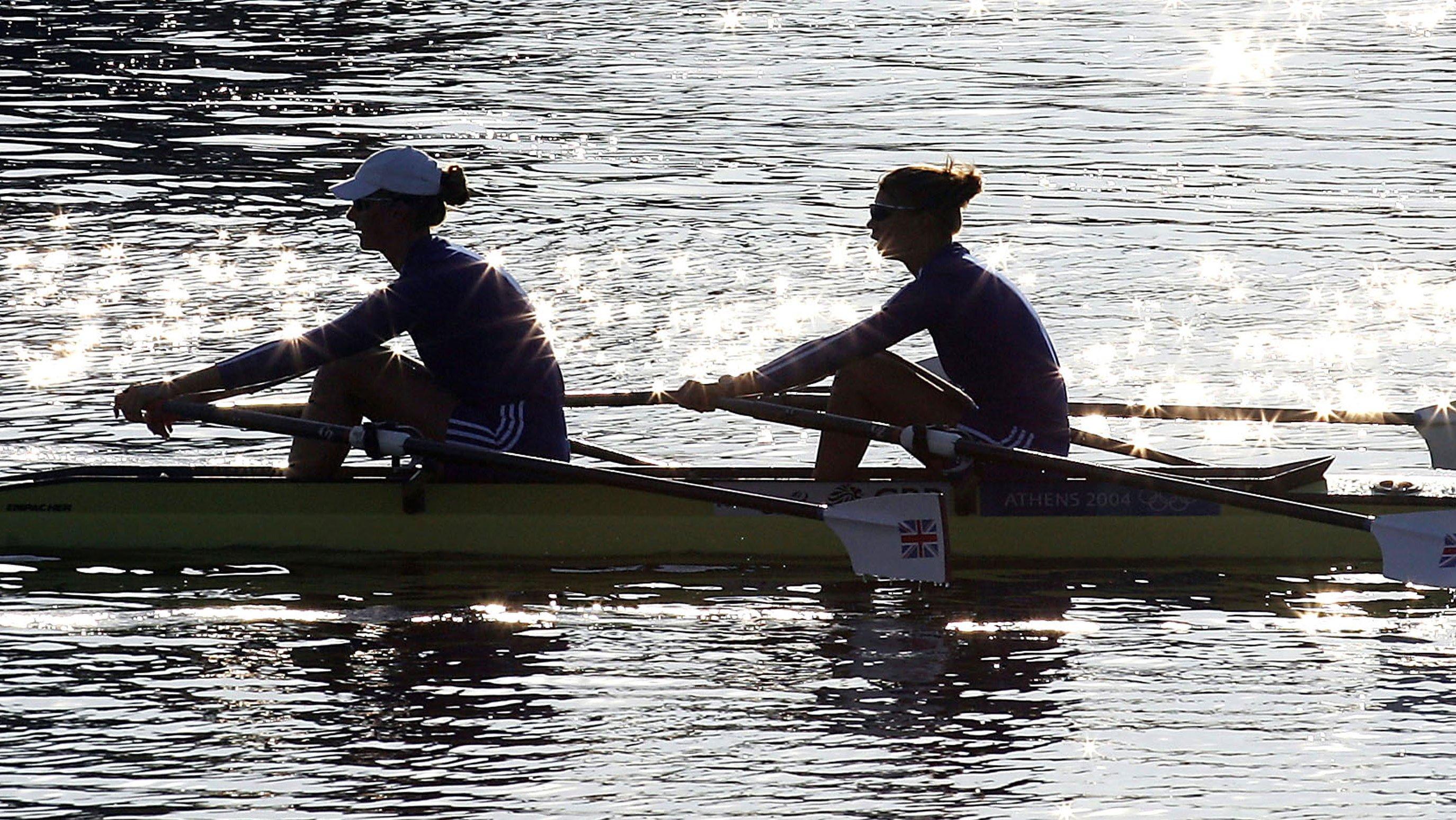 Olympic Rowing Training