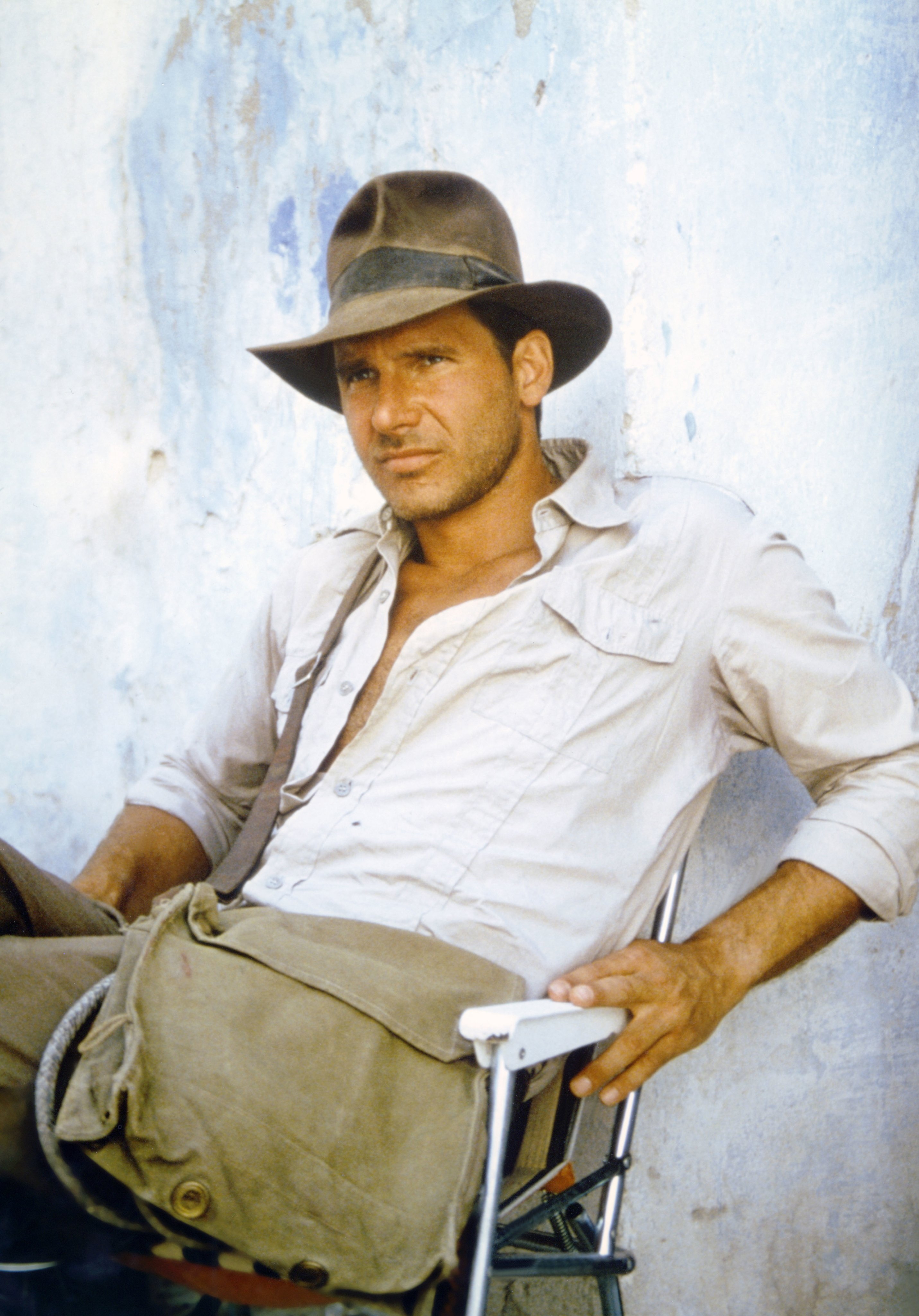 """On the Set of """"Raiders of the Lost Ark"""""""