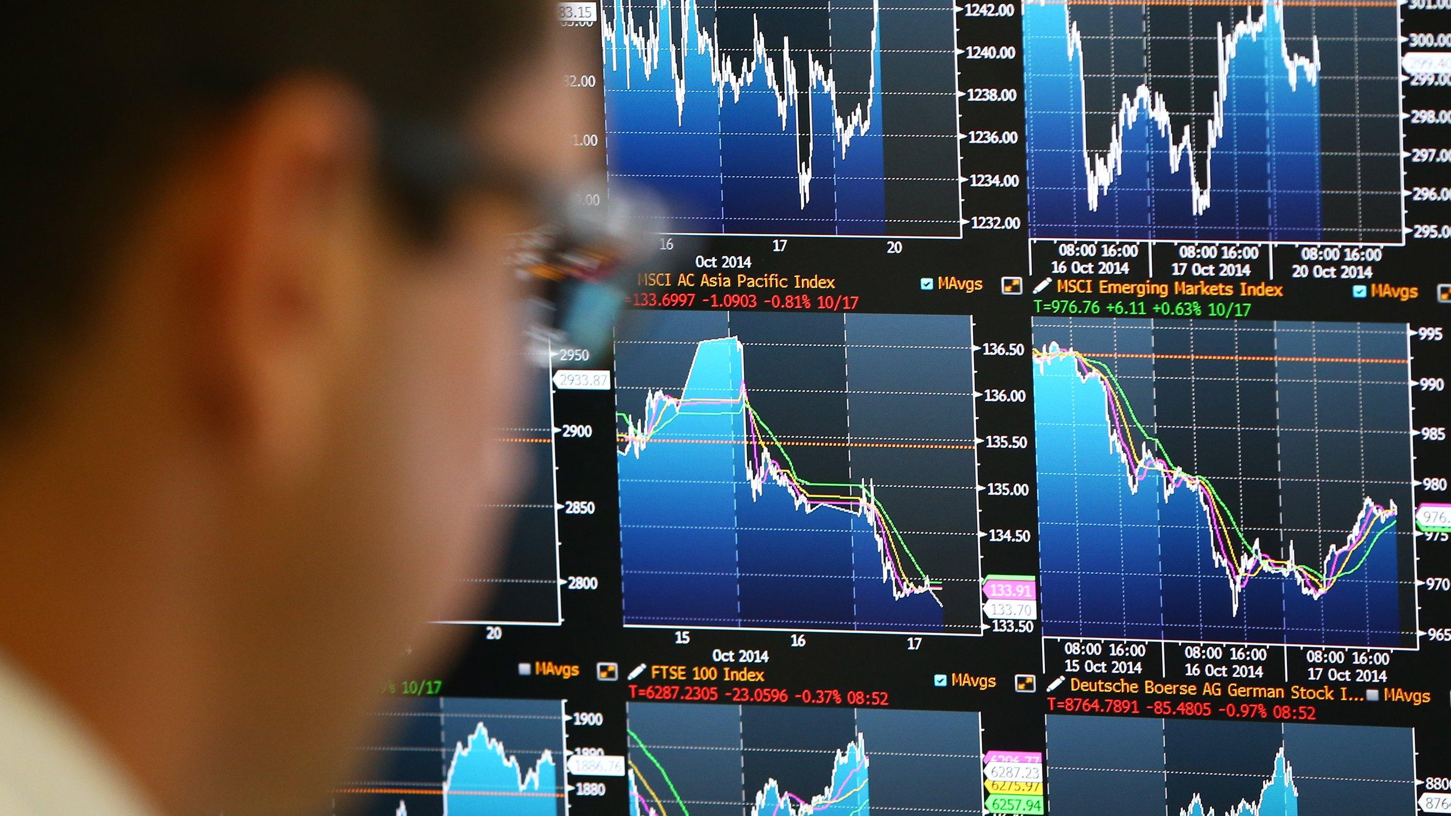 Markets Stabilise After Turbulence Last Week
