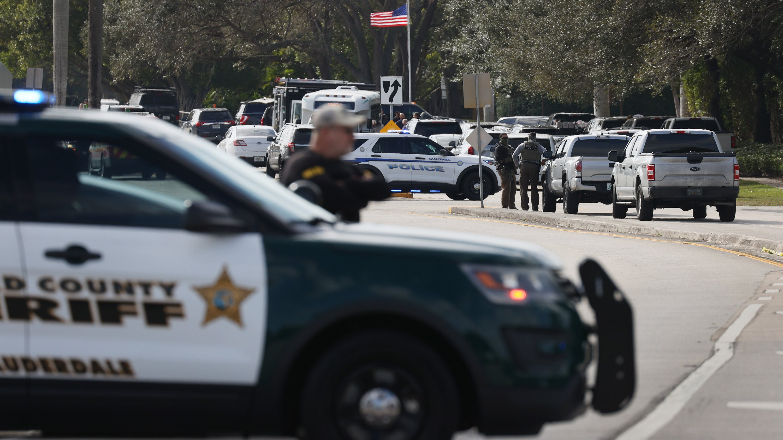 Multiple Federal Agents Shot In Standoff After Serving Warrant In Florida