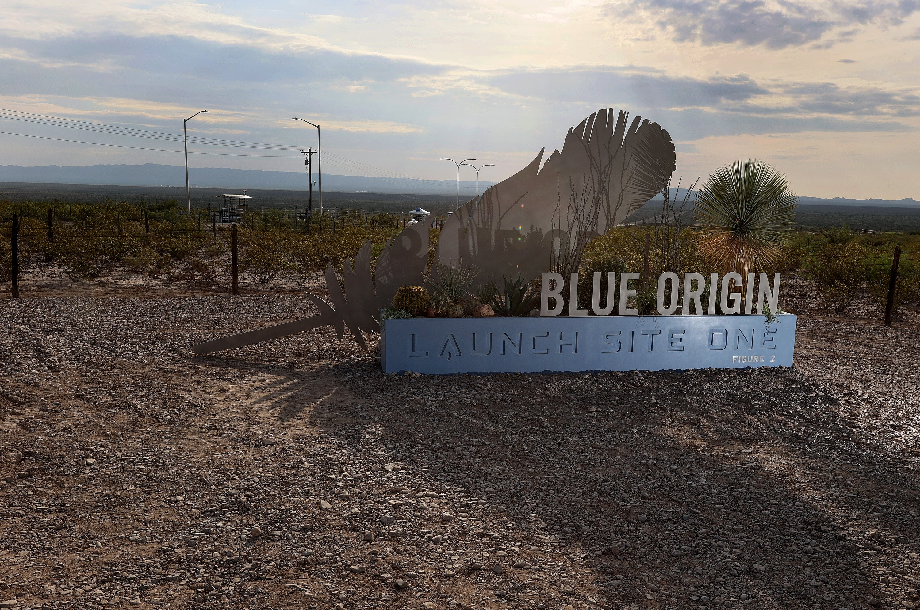 Blue Origin Prepares For Manned Launch Of New Shepard Rocket