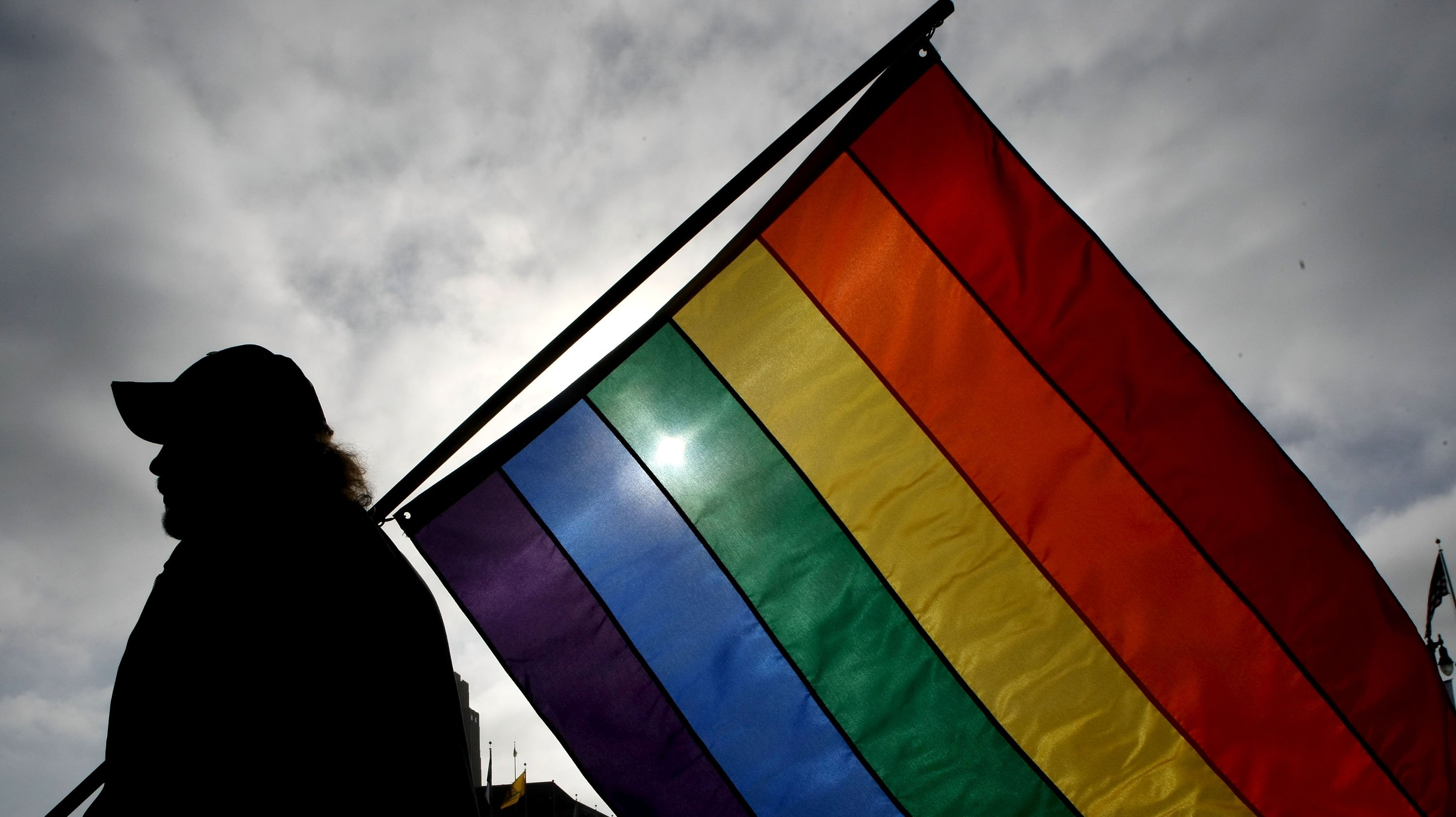 Gay Marriage Becomes Legal In California