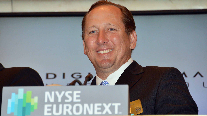 Digital Domain Media Group Visits The New York Stock Exchange