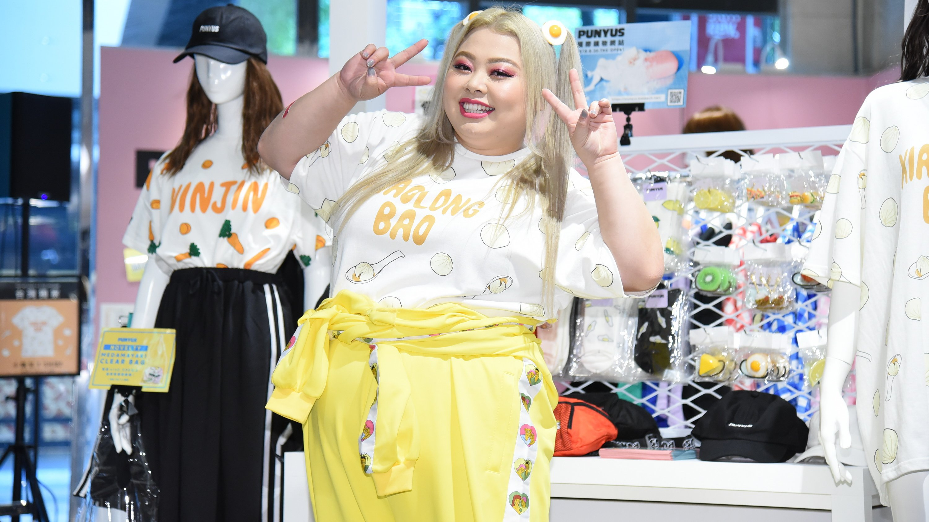 Naomi Watanabe Promotes Her Pop-up Store In Taipei