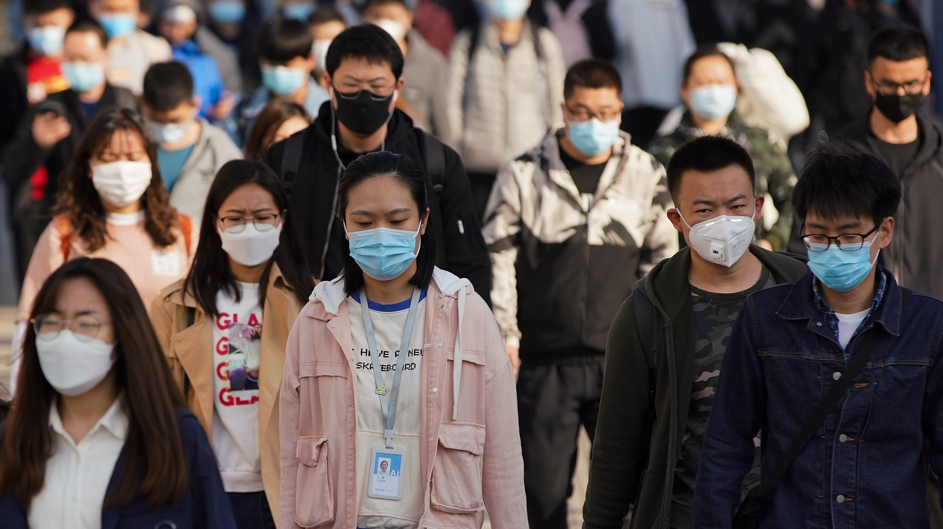 Daily Life In Beijing After China Declared Epidemic Contained