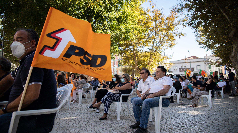 Campanha eleitoral para as eleições autárquicas - câmara municipal de Almada