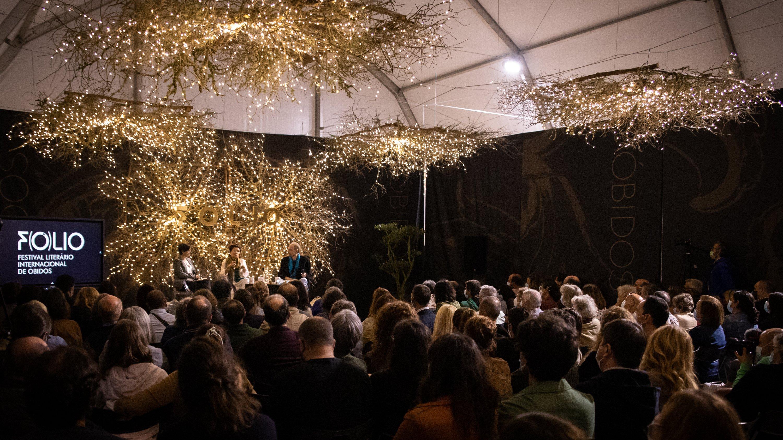 Festival literário internacional de Óbidos, Folio