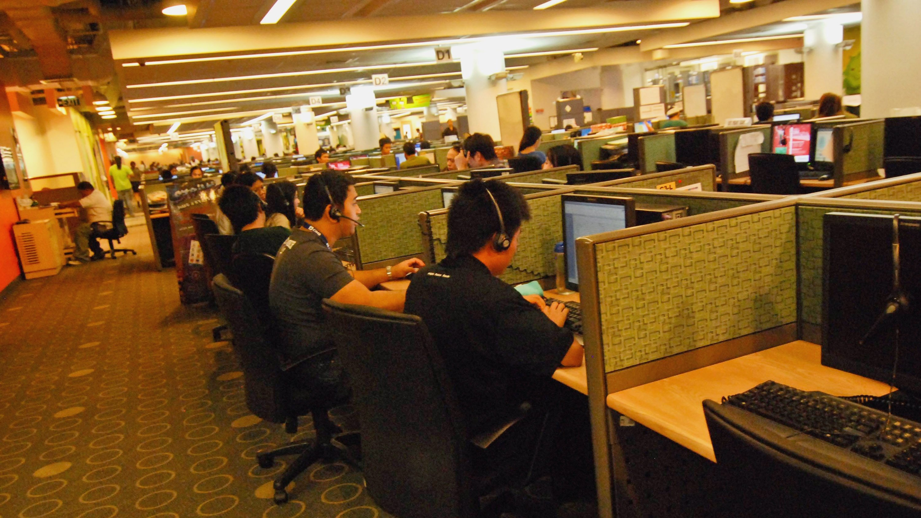 Philippines Overtakes India As Call Centre Hub