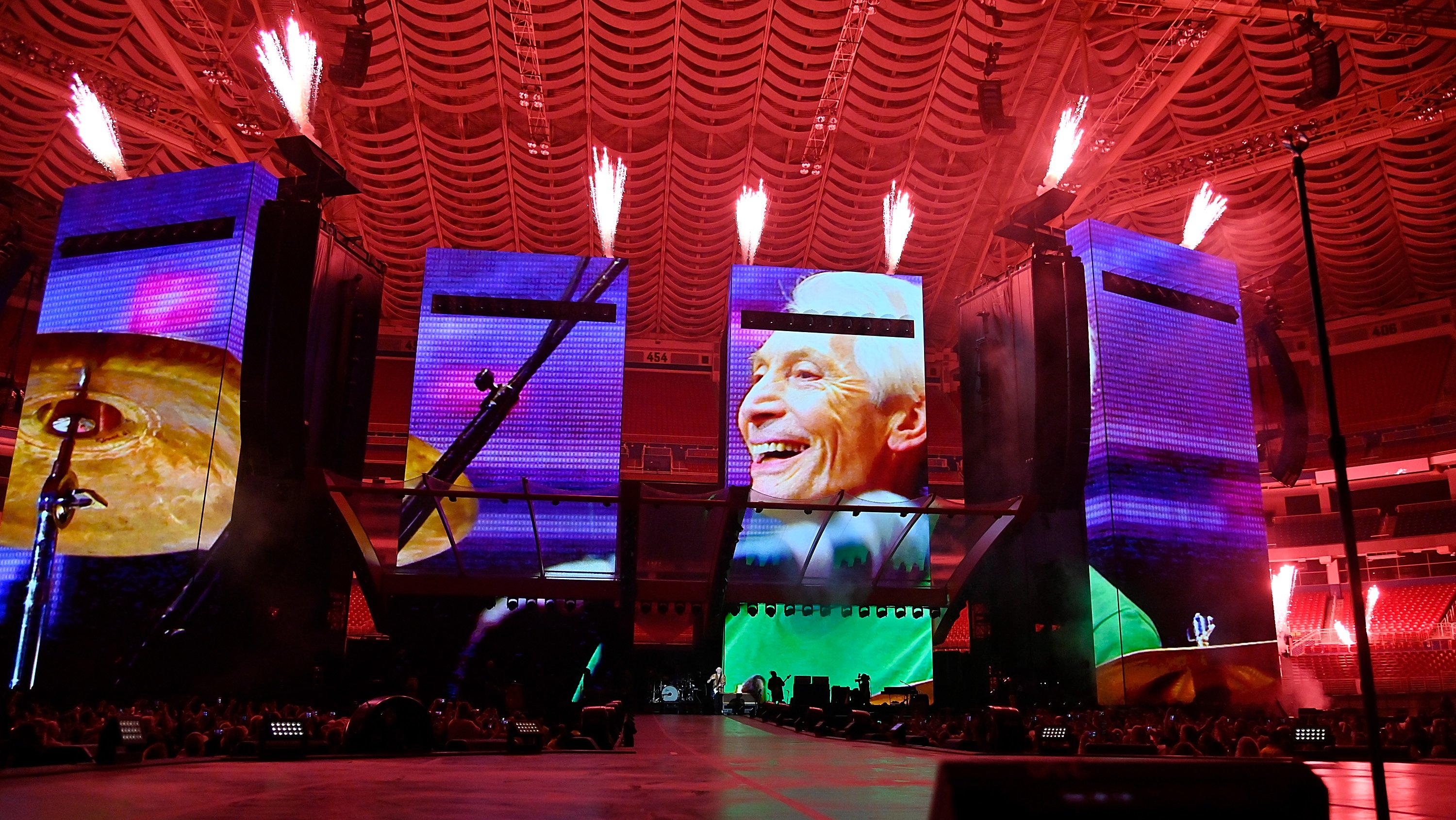 """The Rolling Stones: 2021 """"No Filter"""" Tour Opener - St. Louis"""