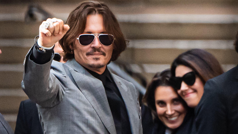 Final Day Of Johnny Depp Libel Trial