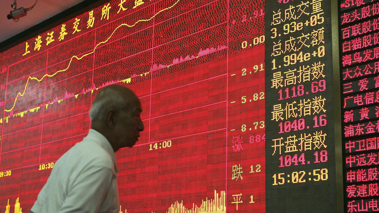 CHN: China's Stocks Close After 8 Percent Surge
