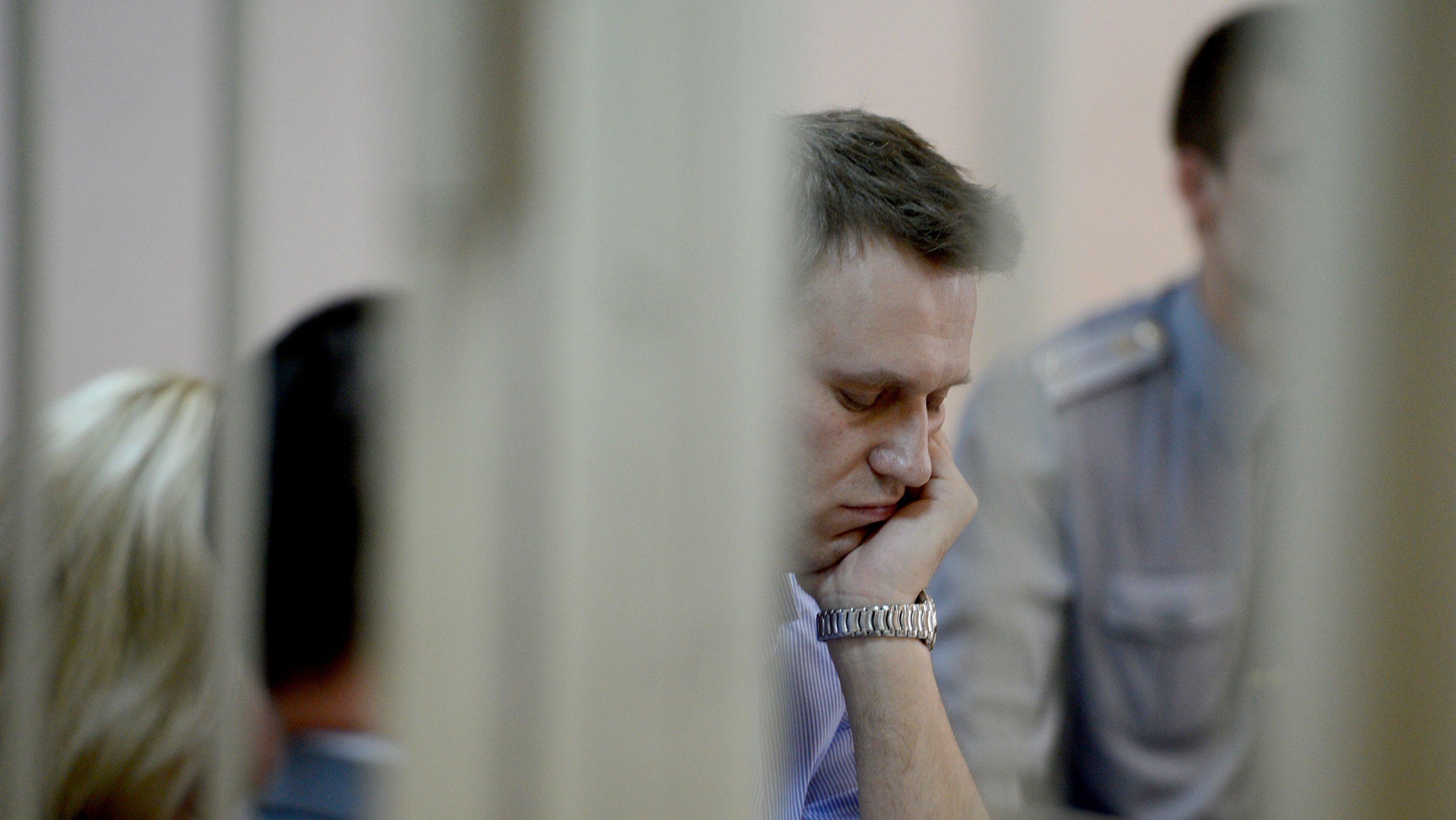 Alexei Navalny's Trial